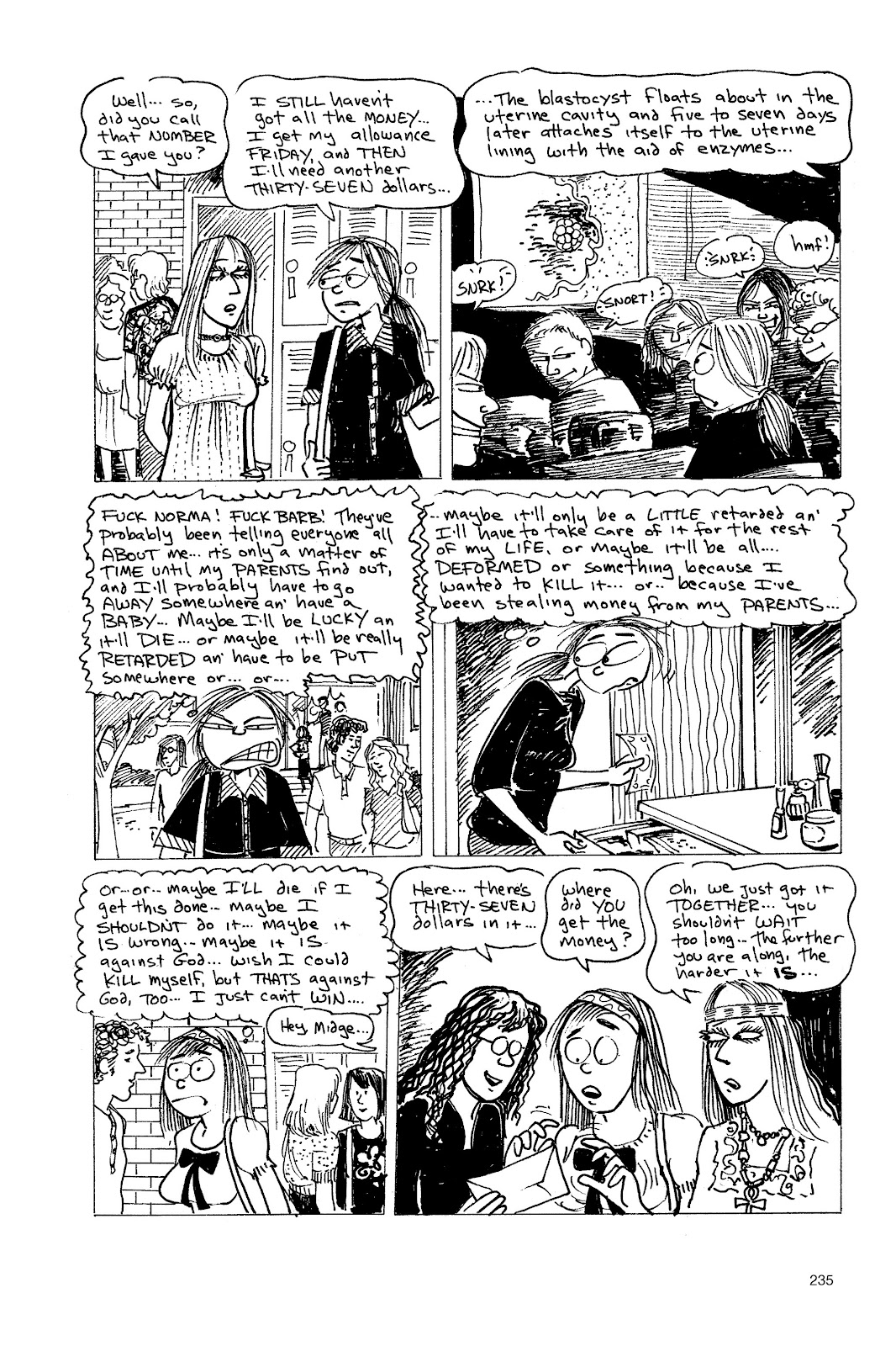 Read online Life's a Bitch: The Complete Bitchy Bitch Stories comic -  Issue # TPB (Part 3) - 29