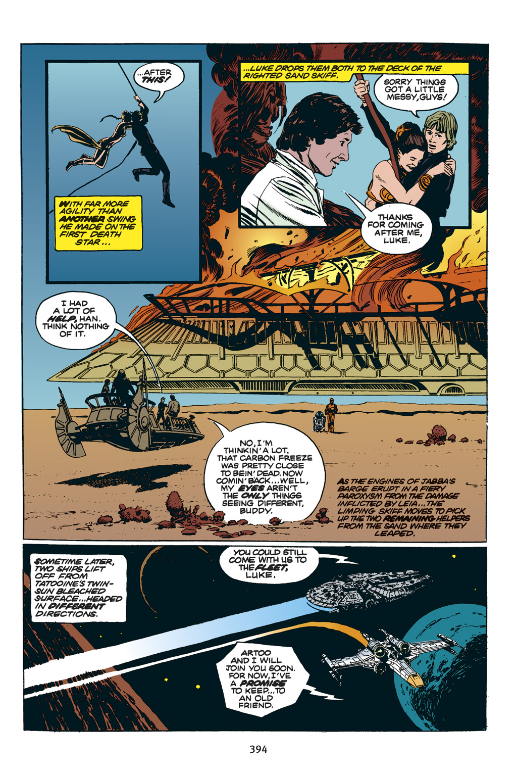 Read online Star Wars Omnibus comic -  Issue # Vol. 18.5 - 112