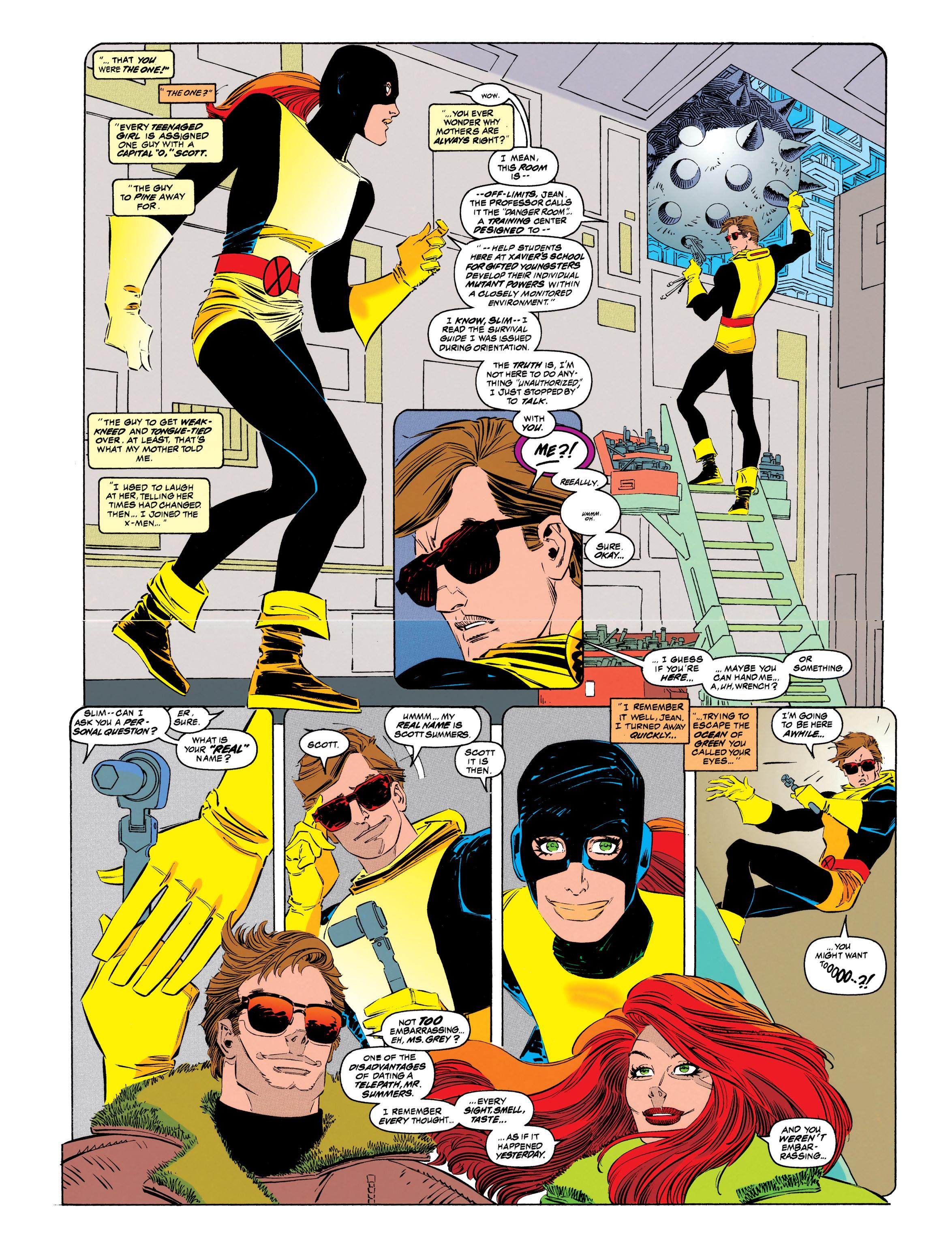 Read online Uncanny X-Men (1963) comic -  Issue #308 - 3