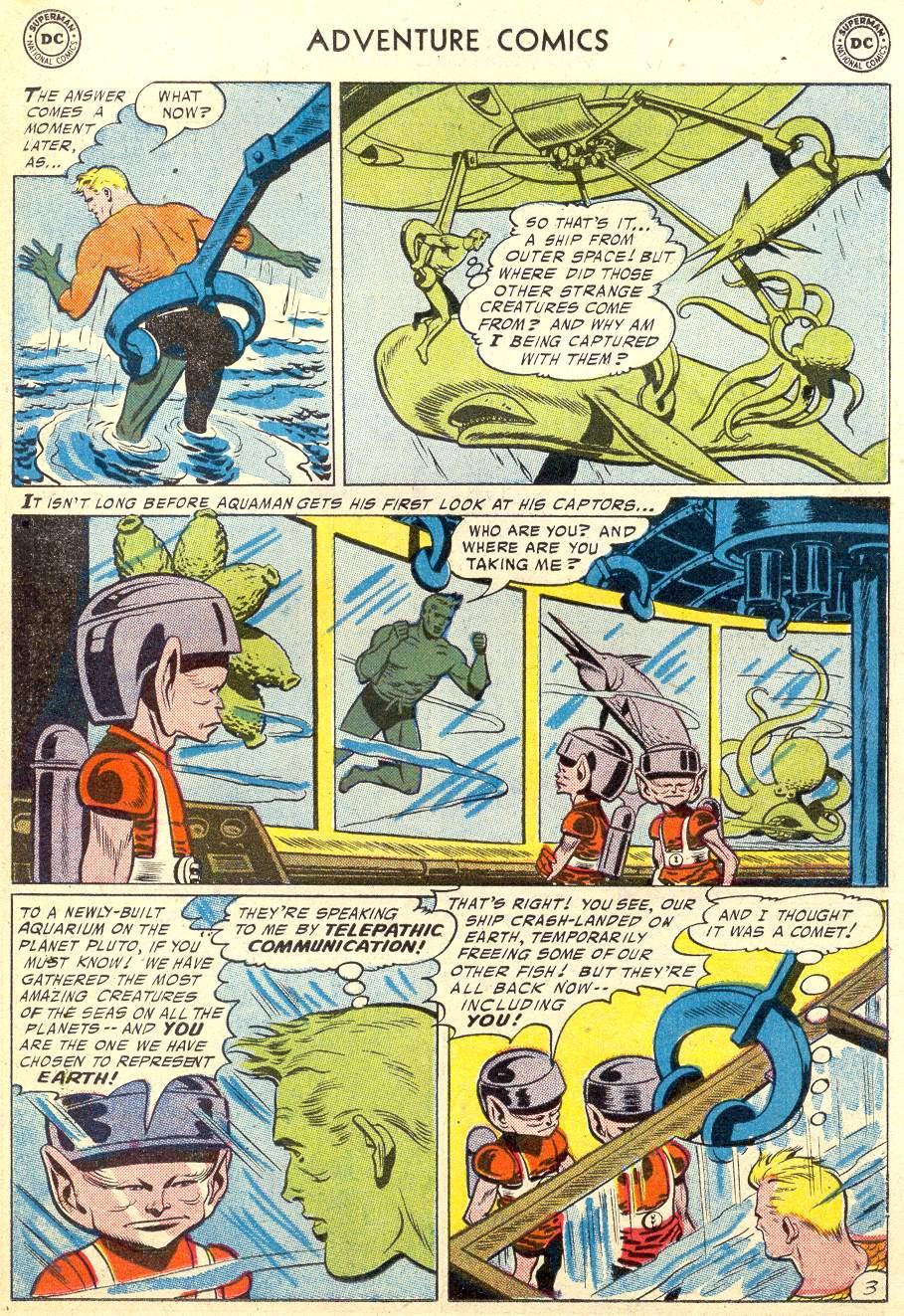Read online Adventure Comics (1938) comic -  Issue #215 - 19