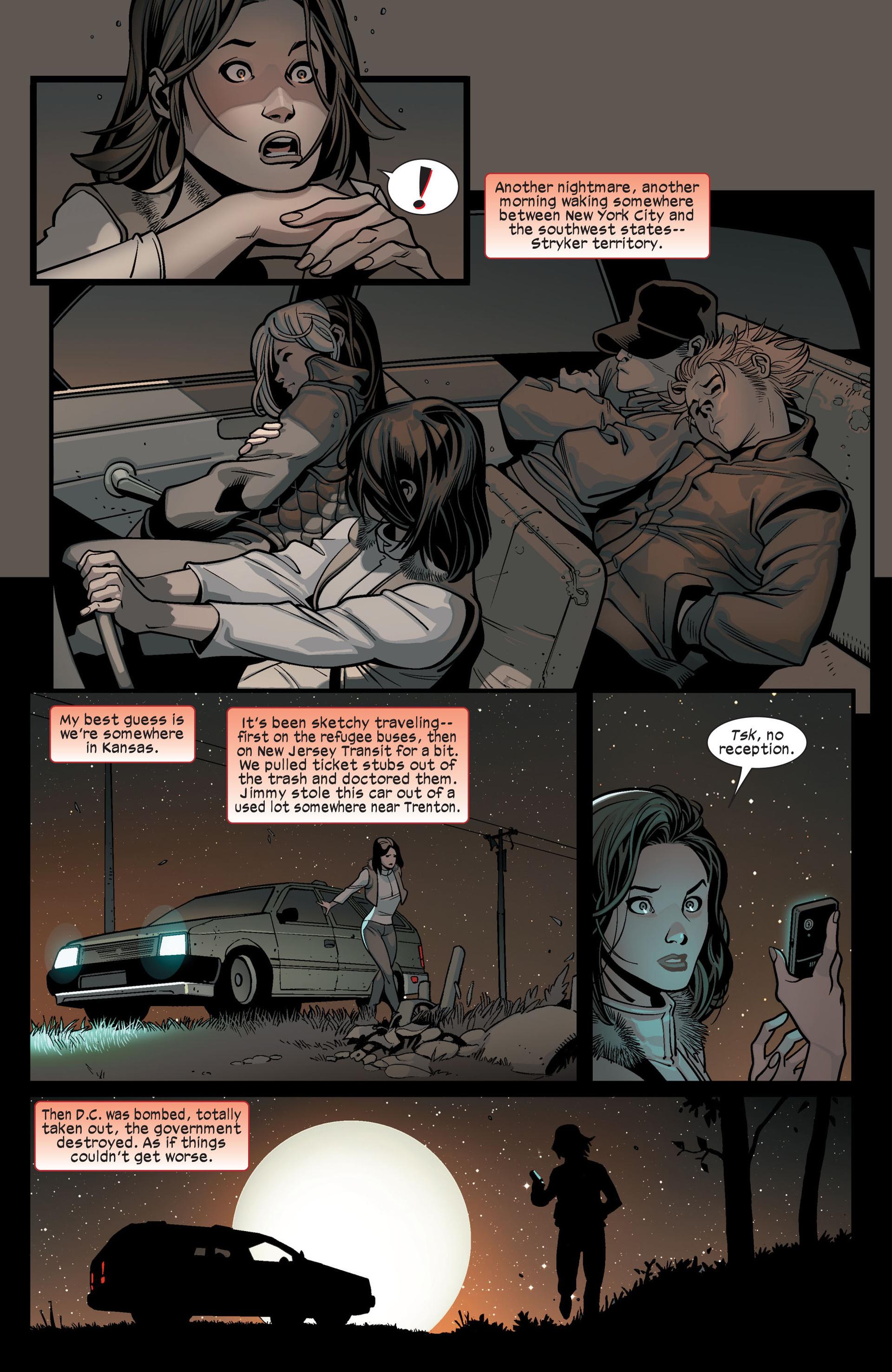 Read online Ultimate Comics X-Men comic -  Issue #14 - 8