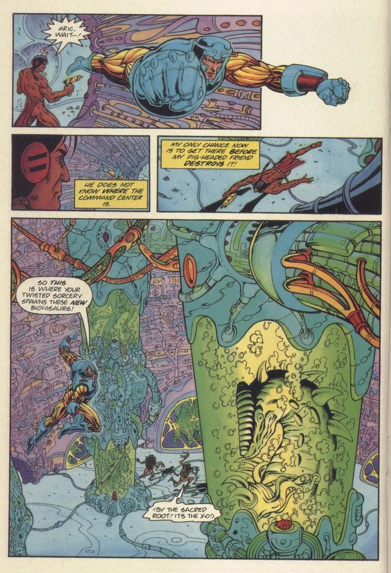 Read online Turok, Dinosaur Hunter (1993) comic -  Issue #19 - 15