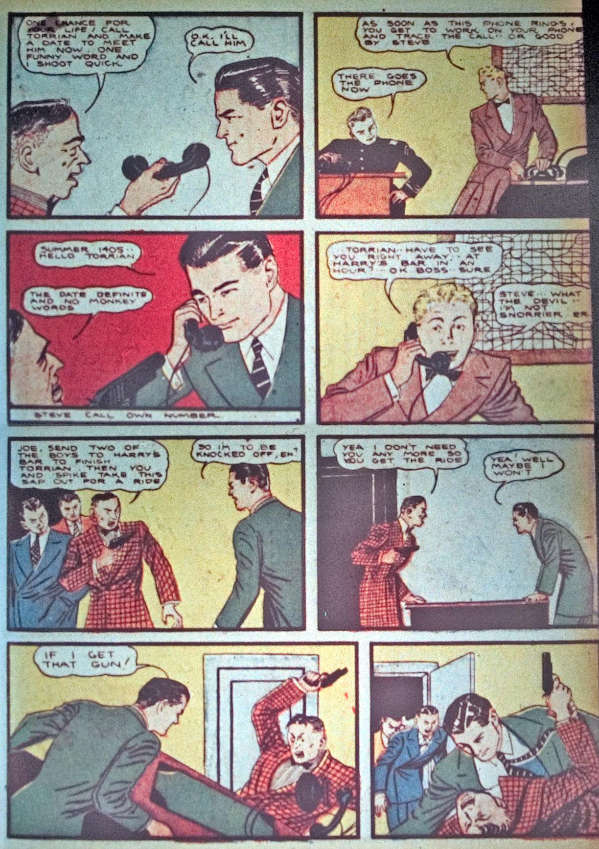 Read online Detective Comics (1937) comic -  Issue #34 - 31