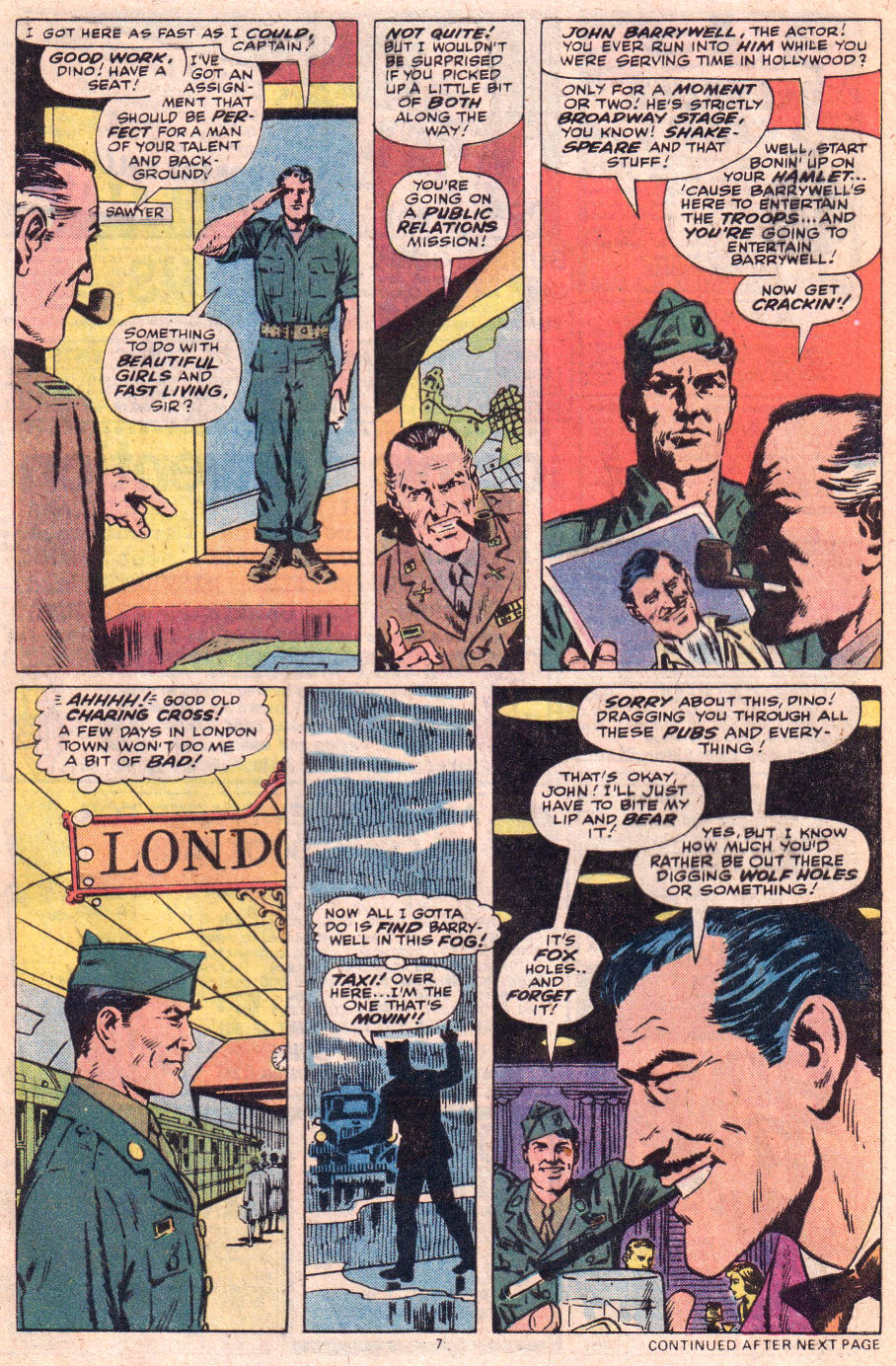 Read online Sgt. Fury comic -  Issue #153 - 9
