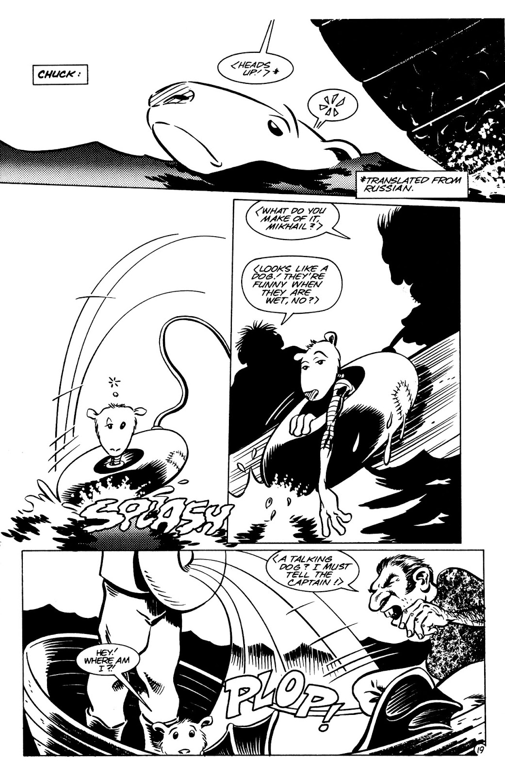 Adolescent Radioactive Black Belt Hamsters (1986) issue 8 - Page 20