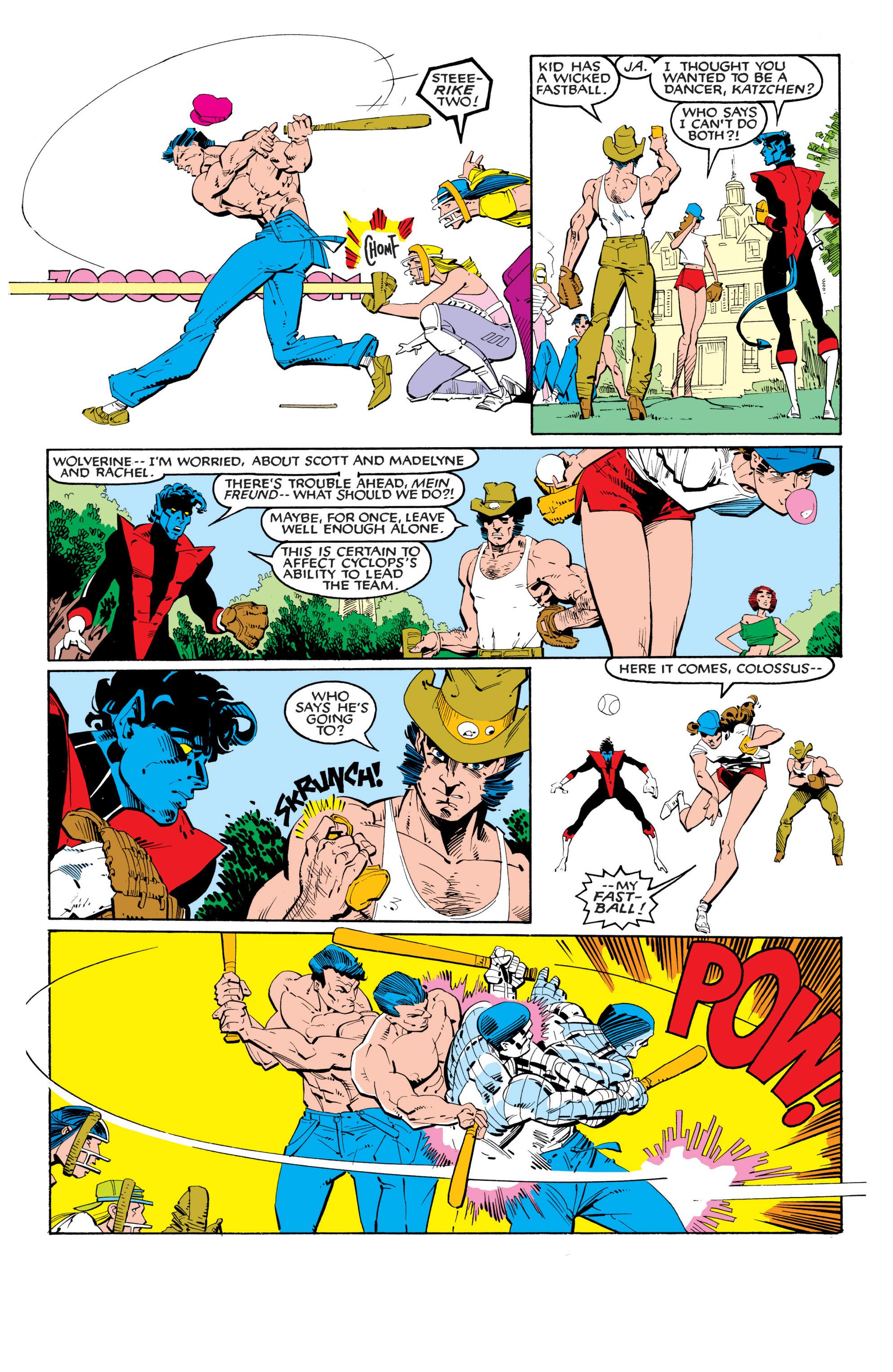 Read online Uncanny X-Men (1963) comic -  Issue #201 - 11