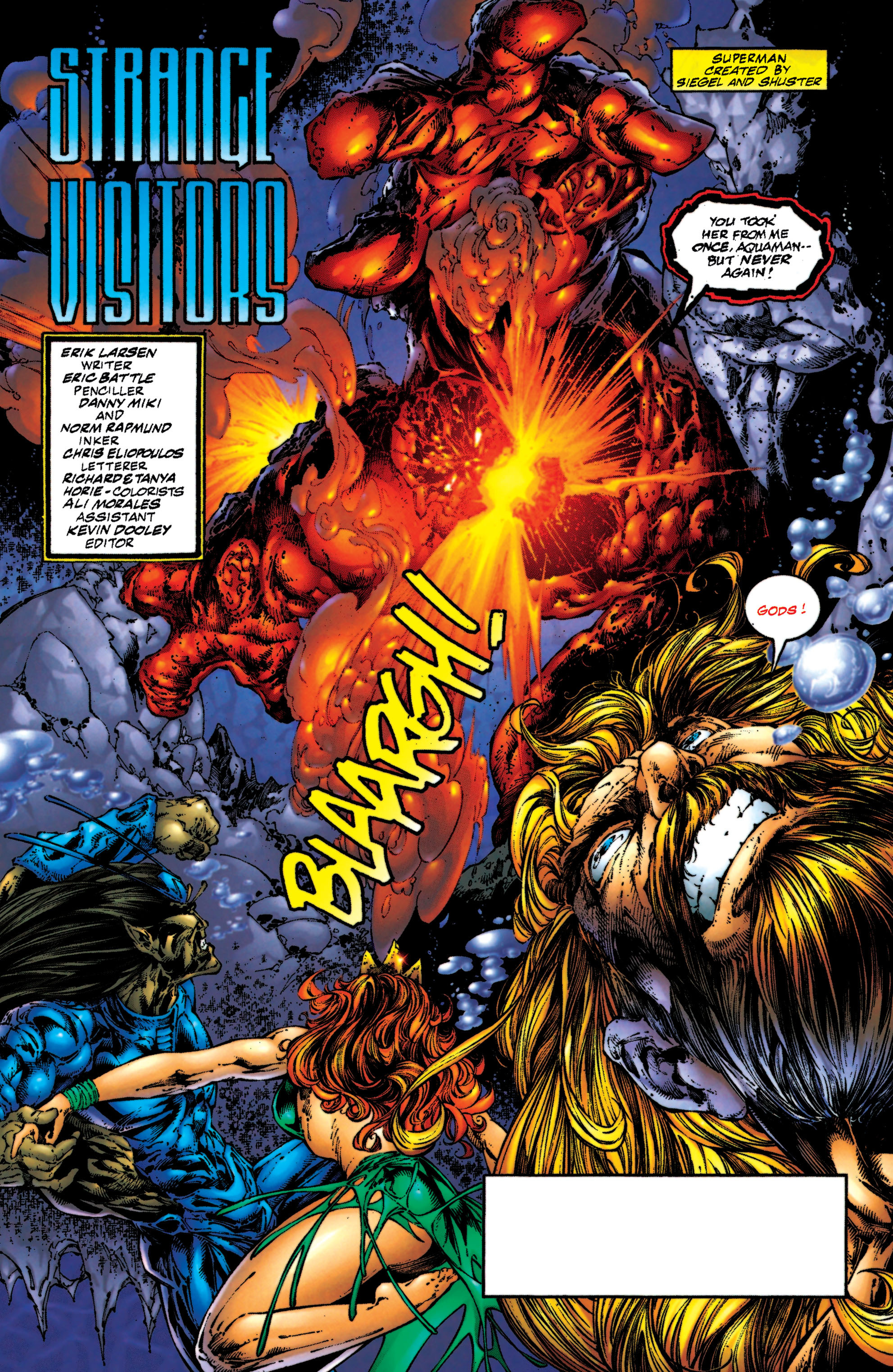 Read online Aquaman (1994) comic -  Issue #53 - 2