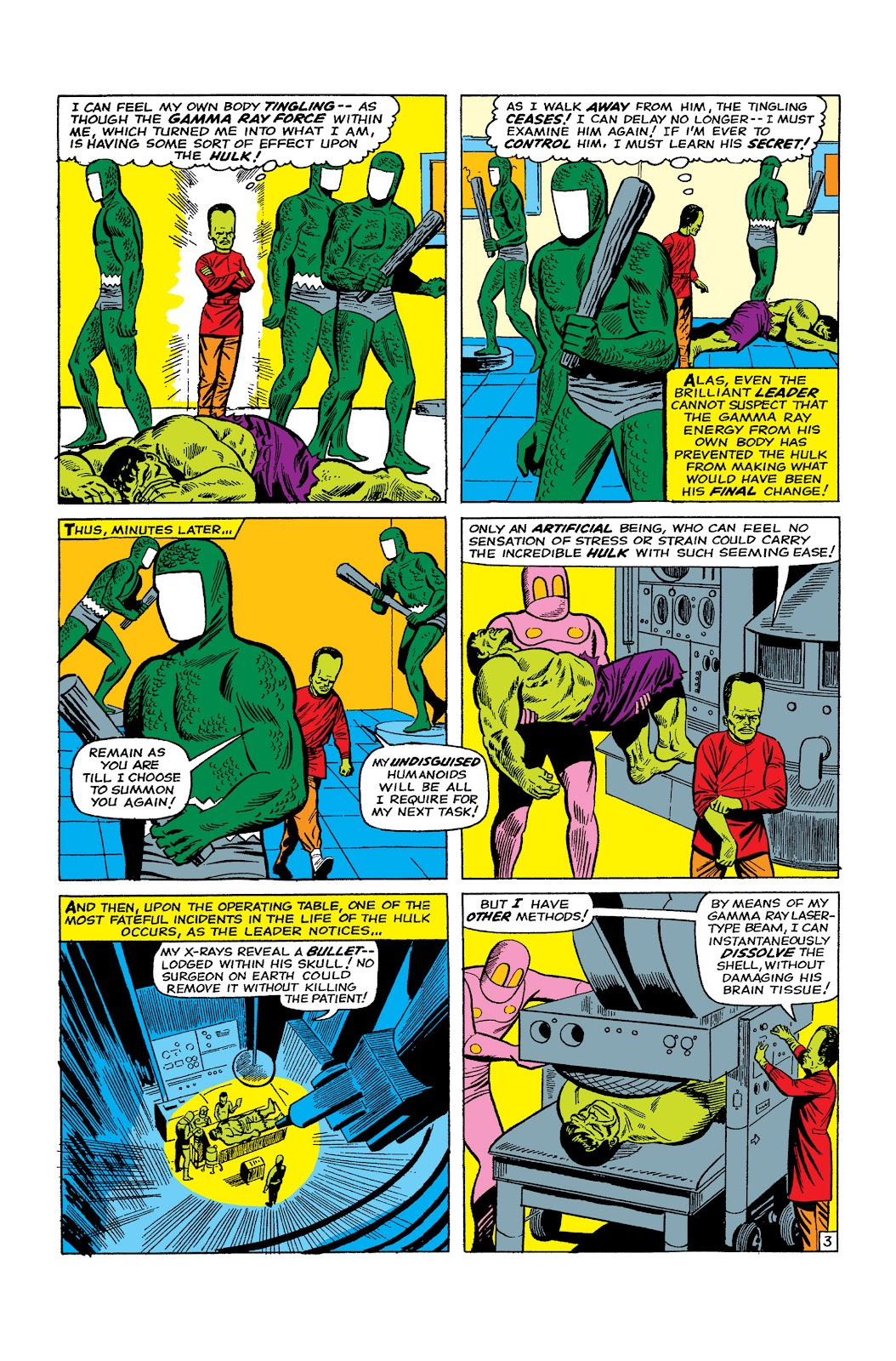 Read online Marvel Masterworks: The Incredible Hulk comic -  Issue # TPB 2 (Part 2) - 70