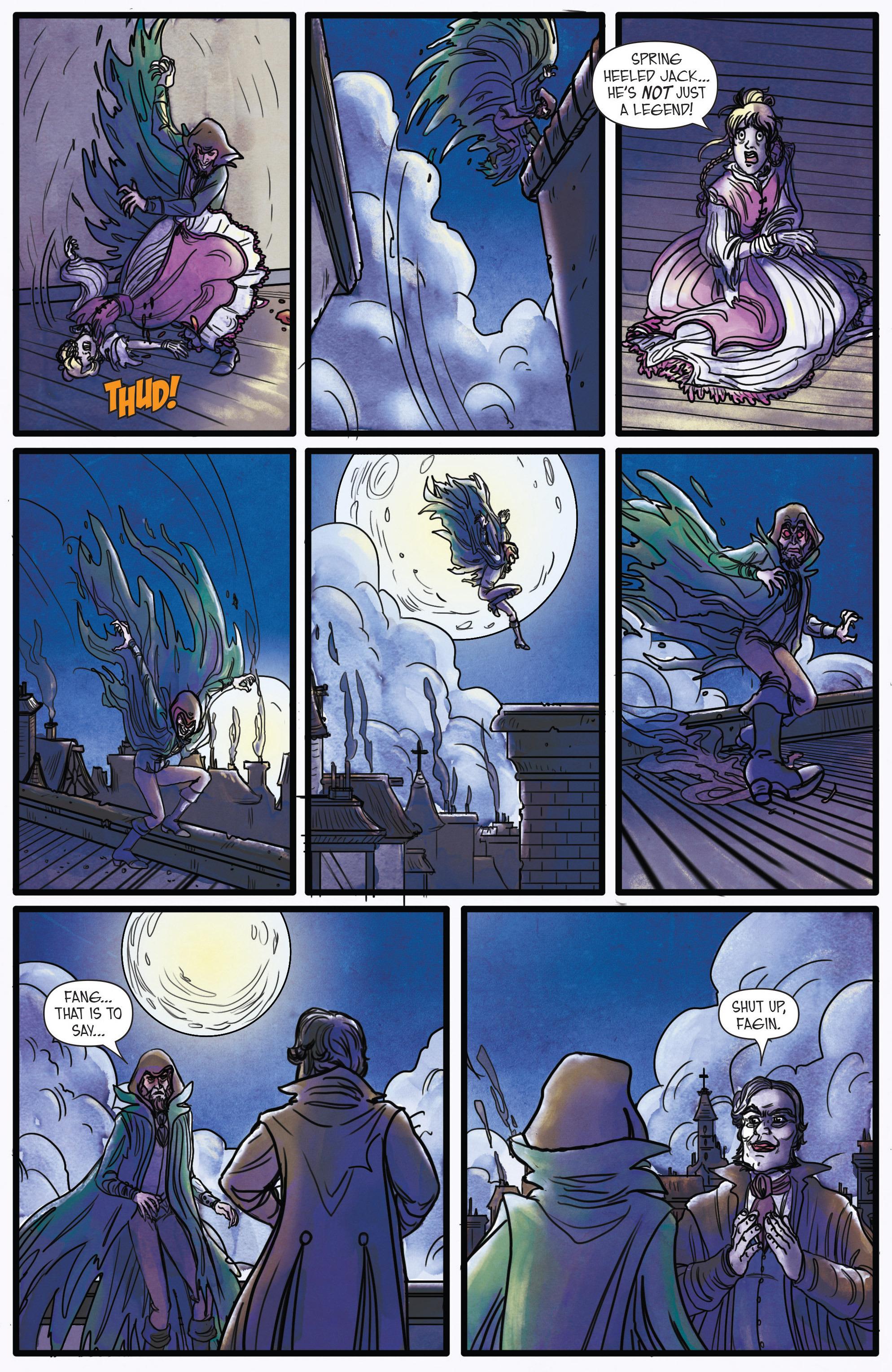Read online Artful comic -  Issue #2 - 17