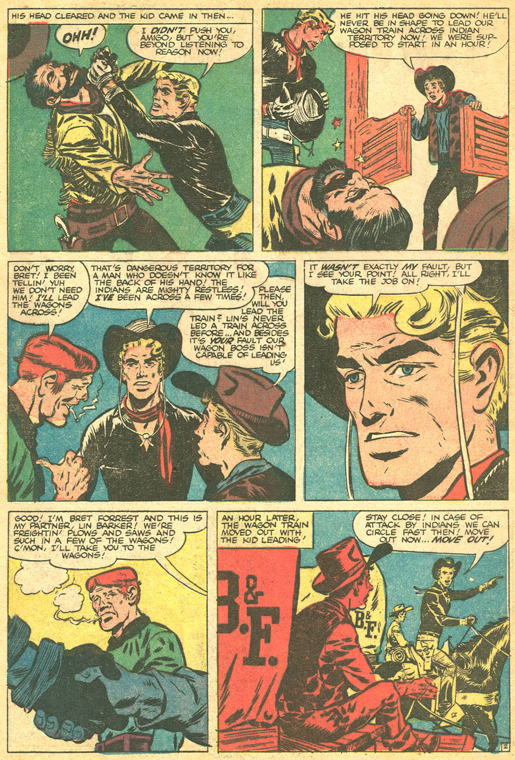 Read online Two-Gun Kid comic -  Issue #37 - 4