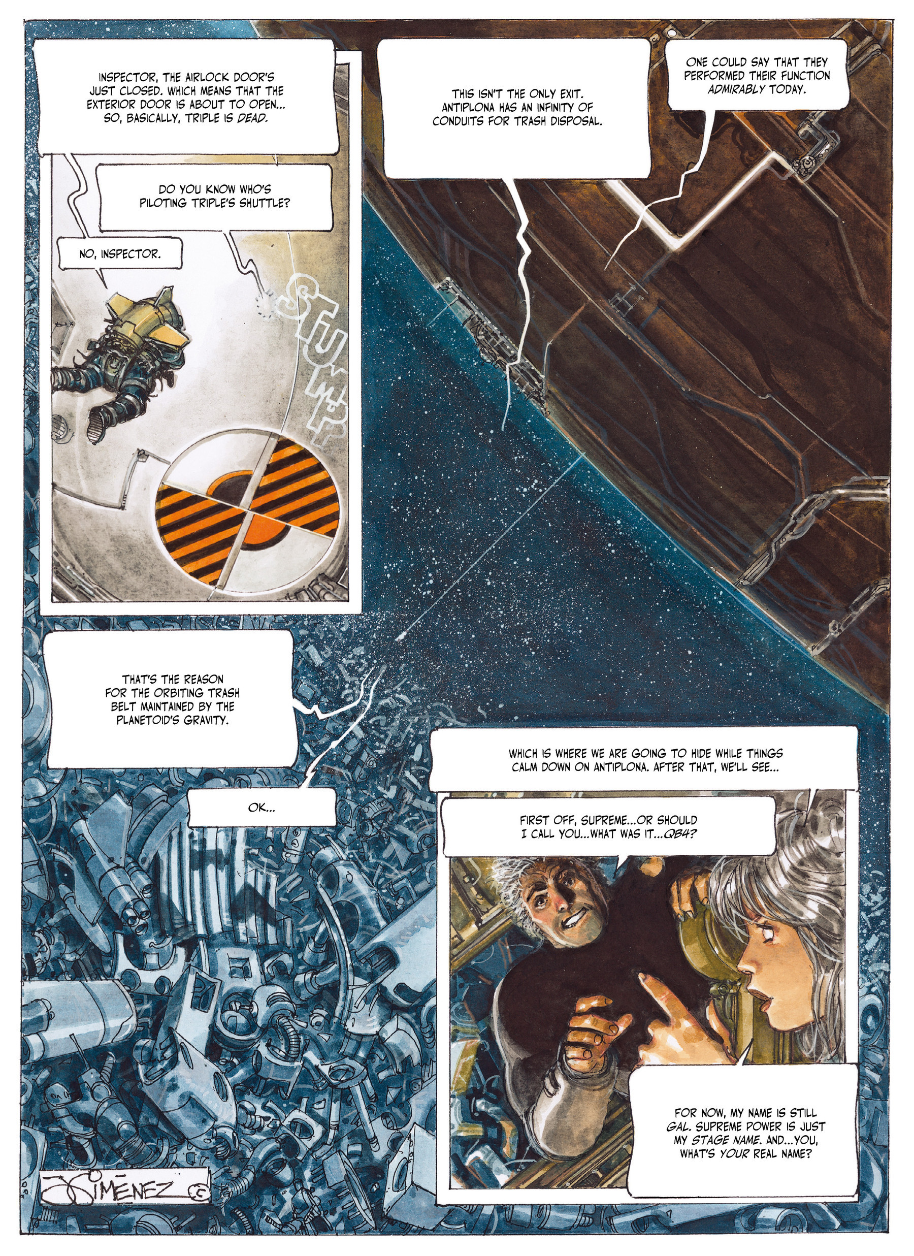 Read online The Fourth Power comic -  Issue #2 - 61