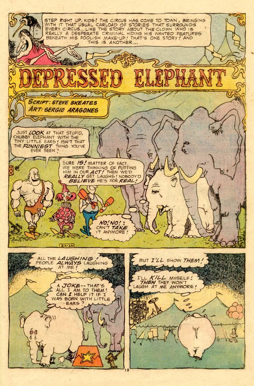 Read online Plop! comic -  Issue #6 - 19