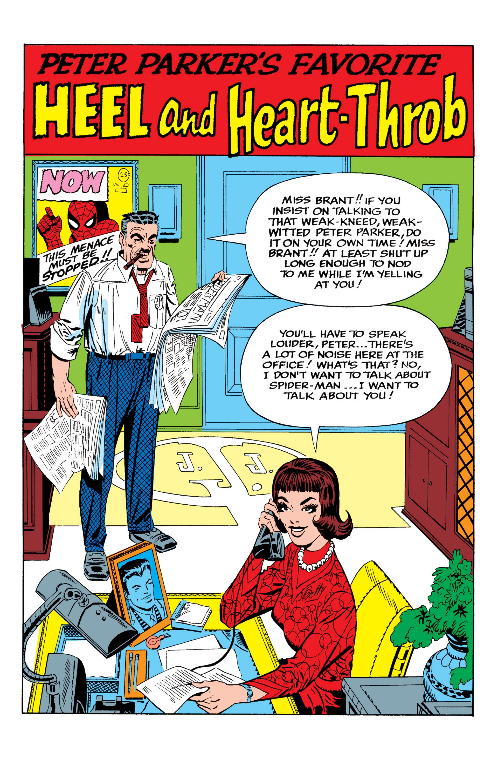 The Amazing Spider-Man (1963) _Annual_1 Page 66