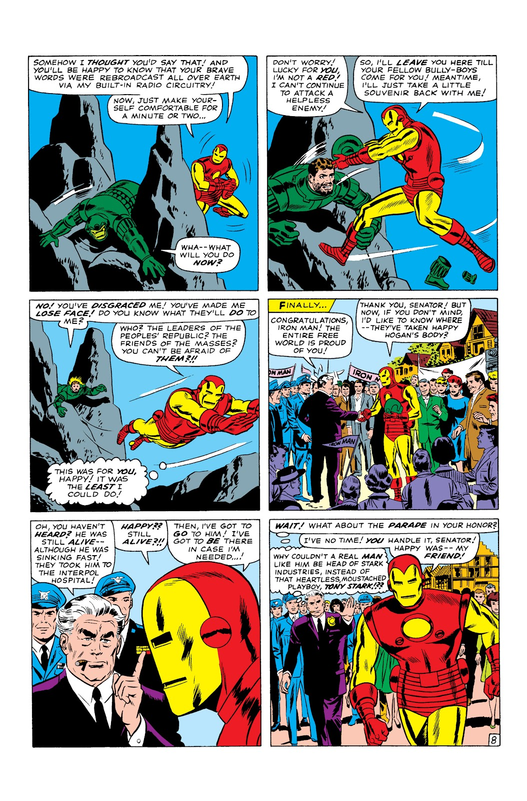 Tales of Suspense (1959) issue 71 - Page 9