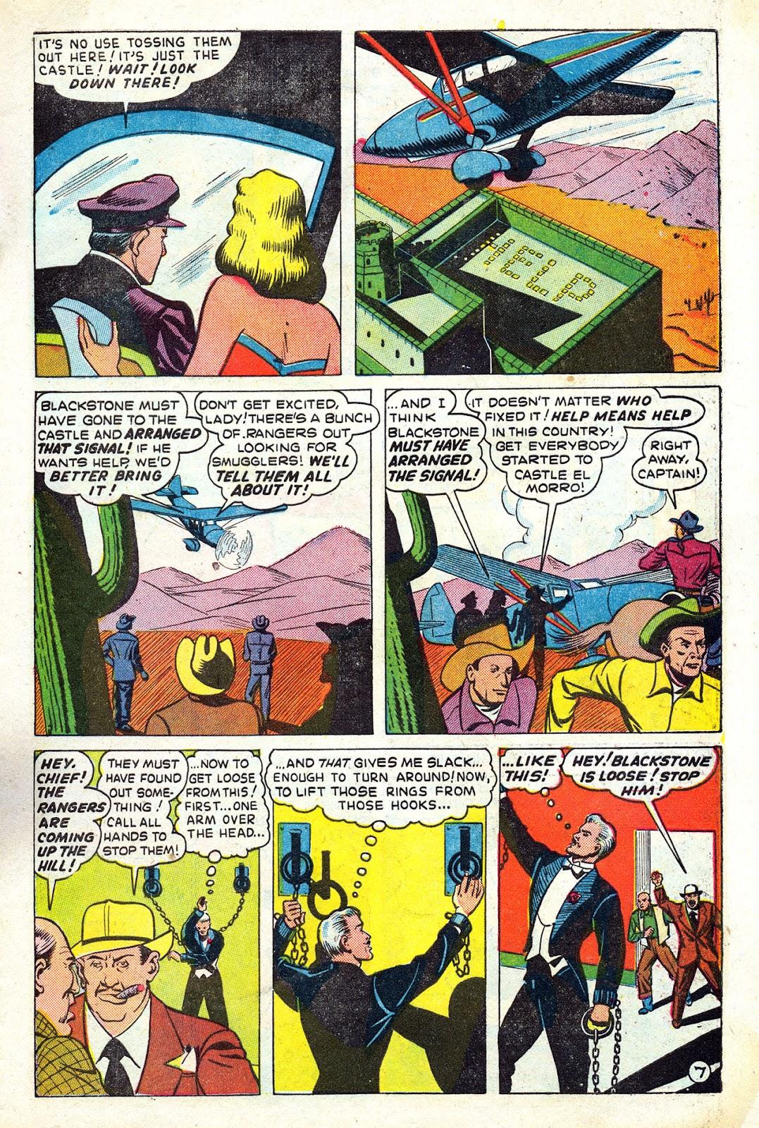Read online Blackstone the Magician comic -  Issue #4 - 9