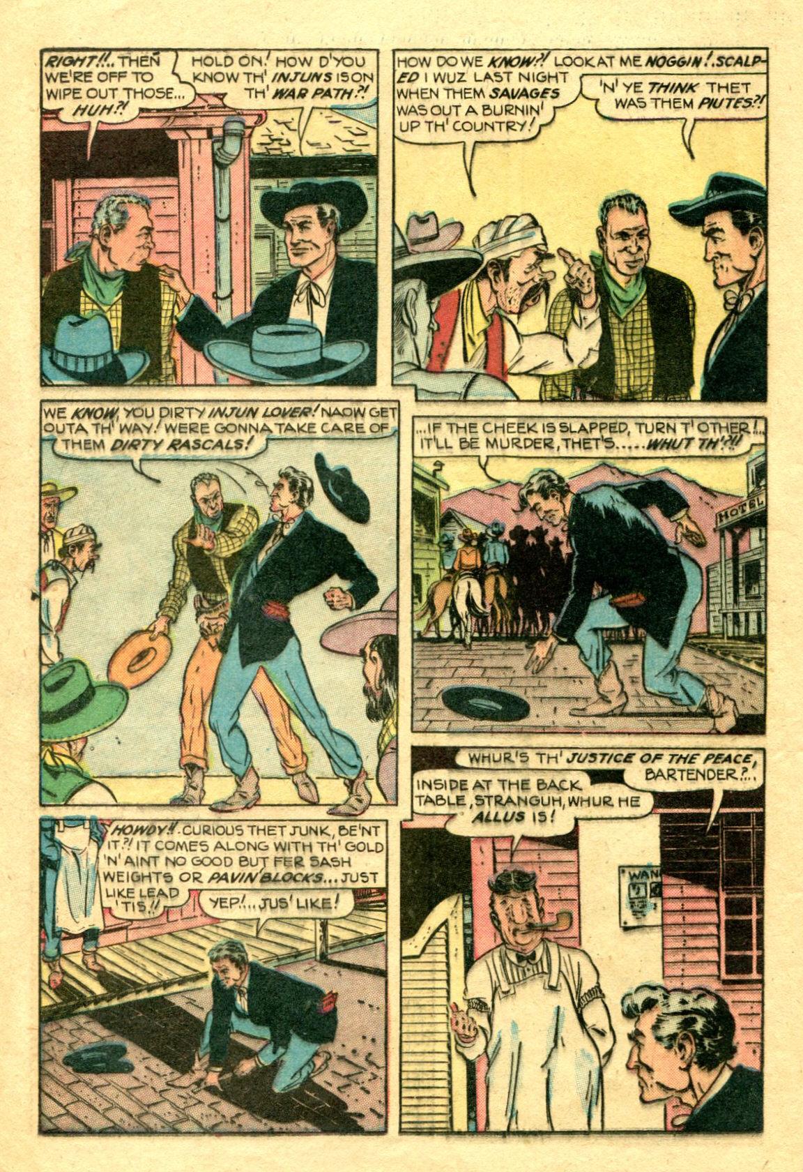 Read online Shadow Comics comic -  Issue #75 - 19