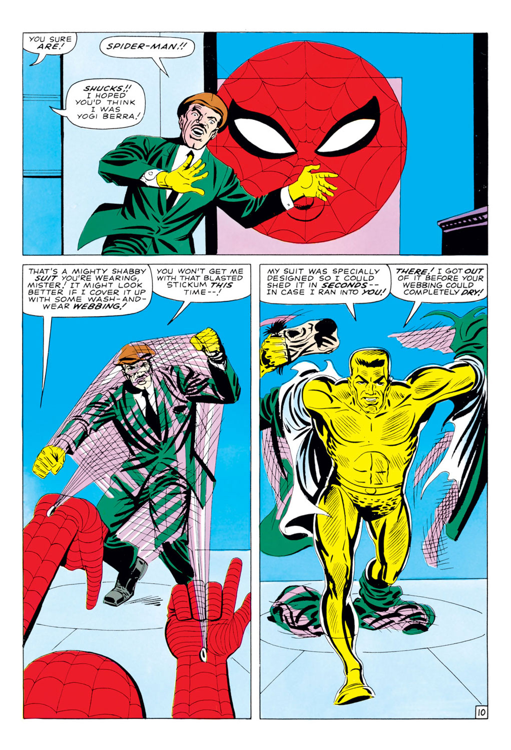 The Amazing Spider-Man (1963) 35 Page 10