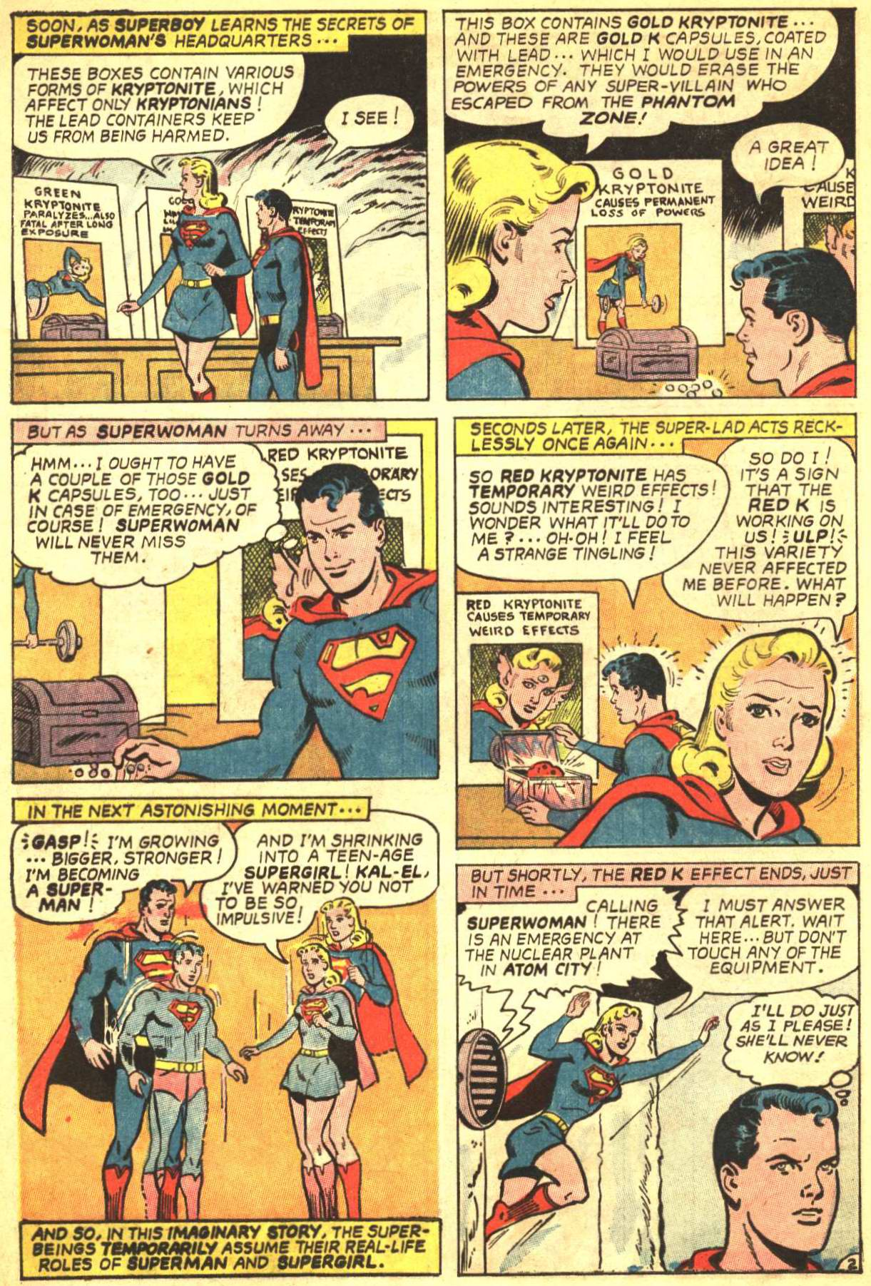 Read online Action Comics (1938) comic -  Issue #333 - 20