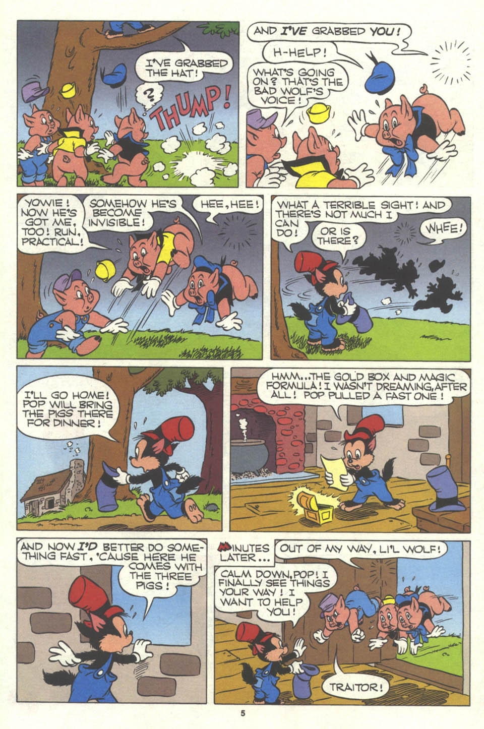 Walt Disney's Comics and Stories issue 576 - Page 23