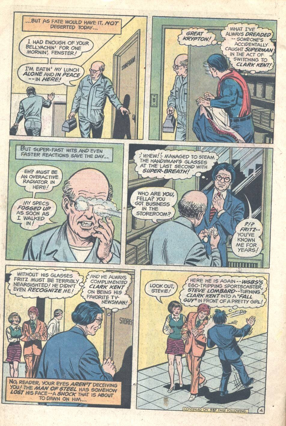 Read online Action Comics (1938) comic -  Issue #453 - 5