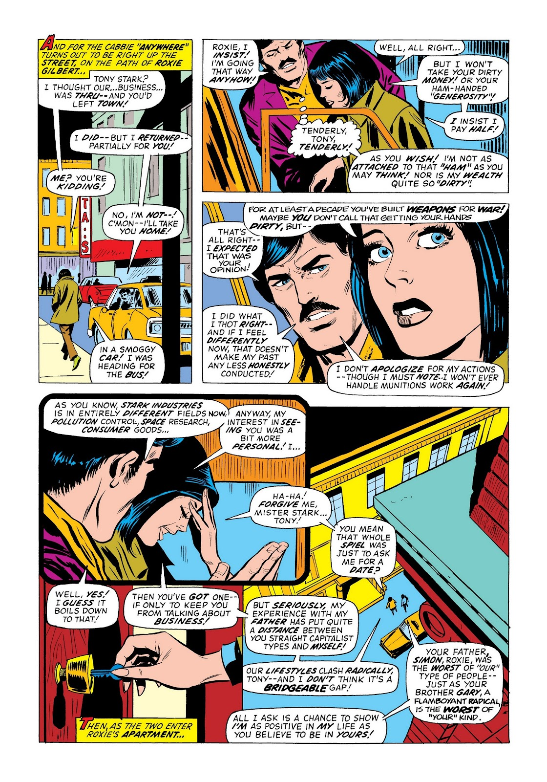 Read online Marvel Masterworks: The Invincible Iron Man comic -  Issue # TPB 9 (Part 2) - 99