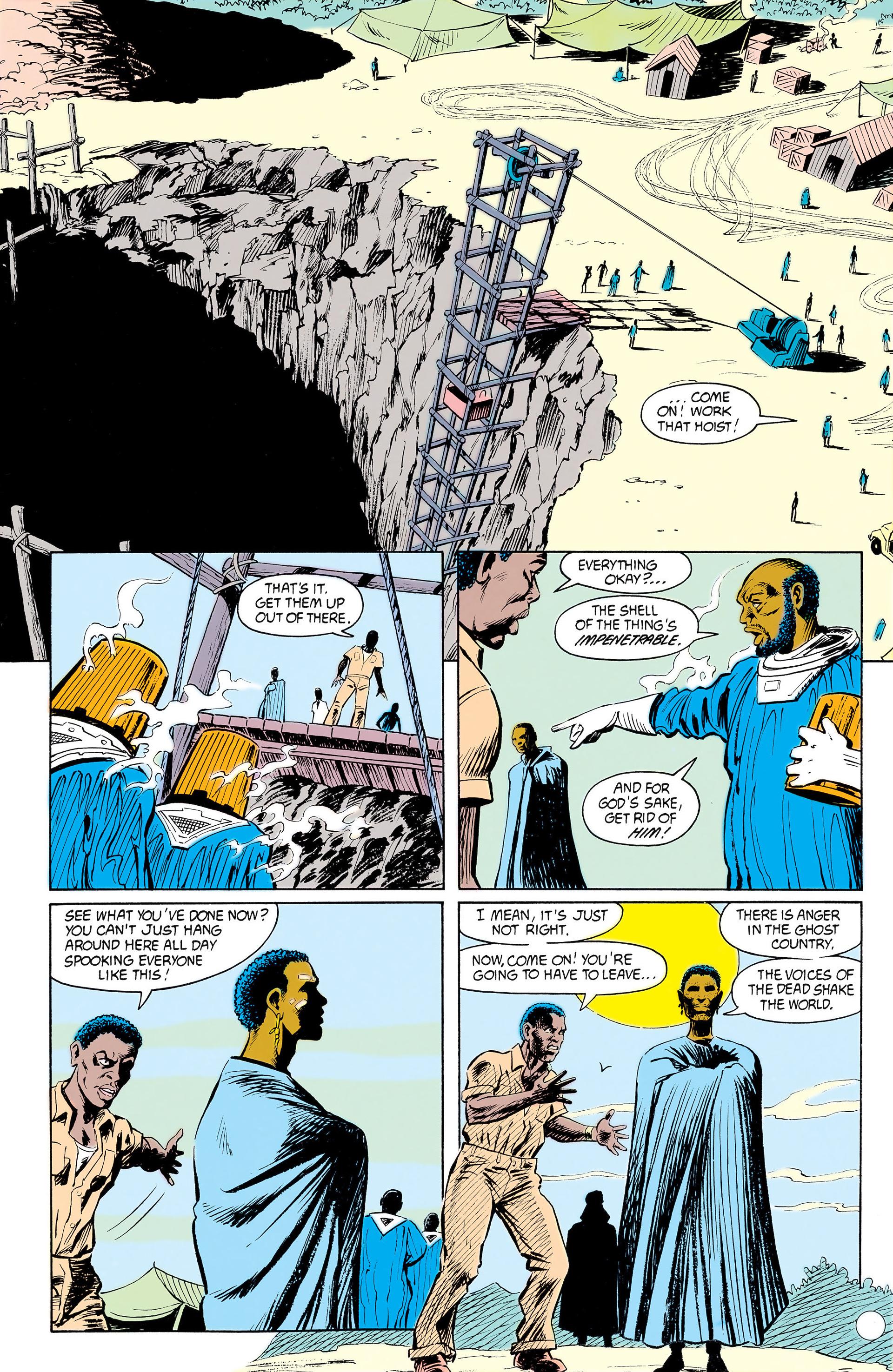 Read online Animal Man (1988) comic -  Issue #11 - 10