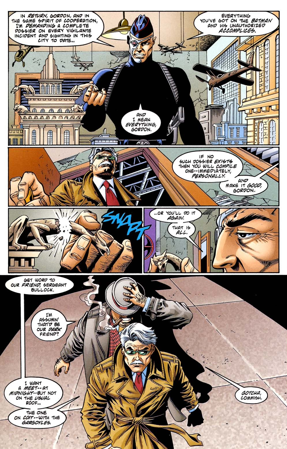 Batman: Outlaws issue 2 - Page 7