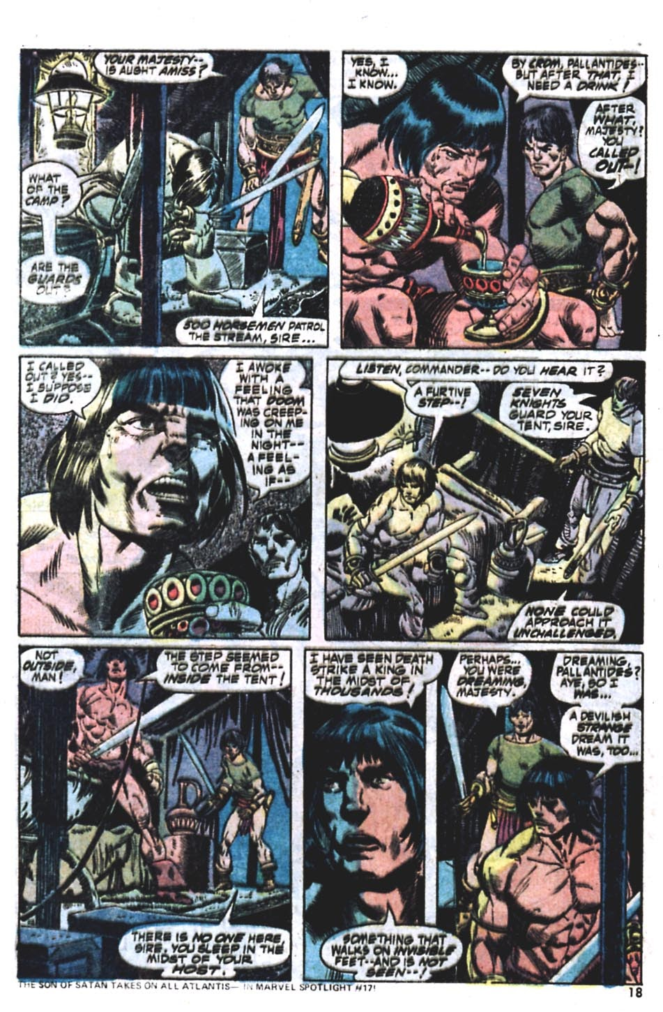 Giant-Size Conan issue 1 - Page 16