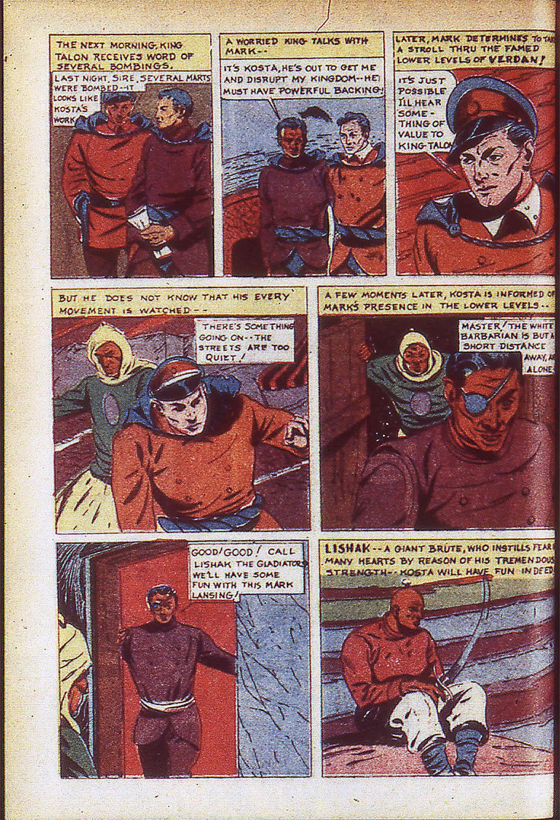 Read online Adventure Comics (1938) comic -  Issue #59 - 25