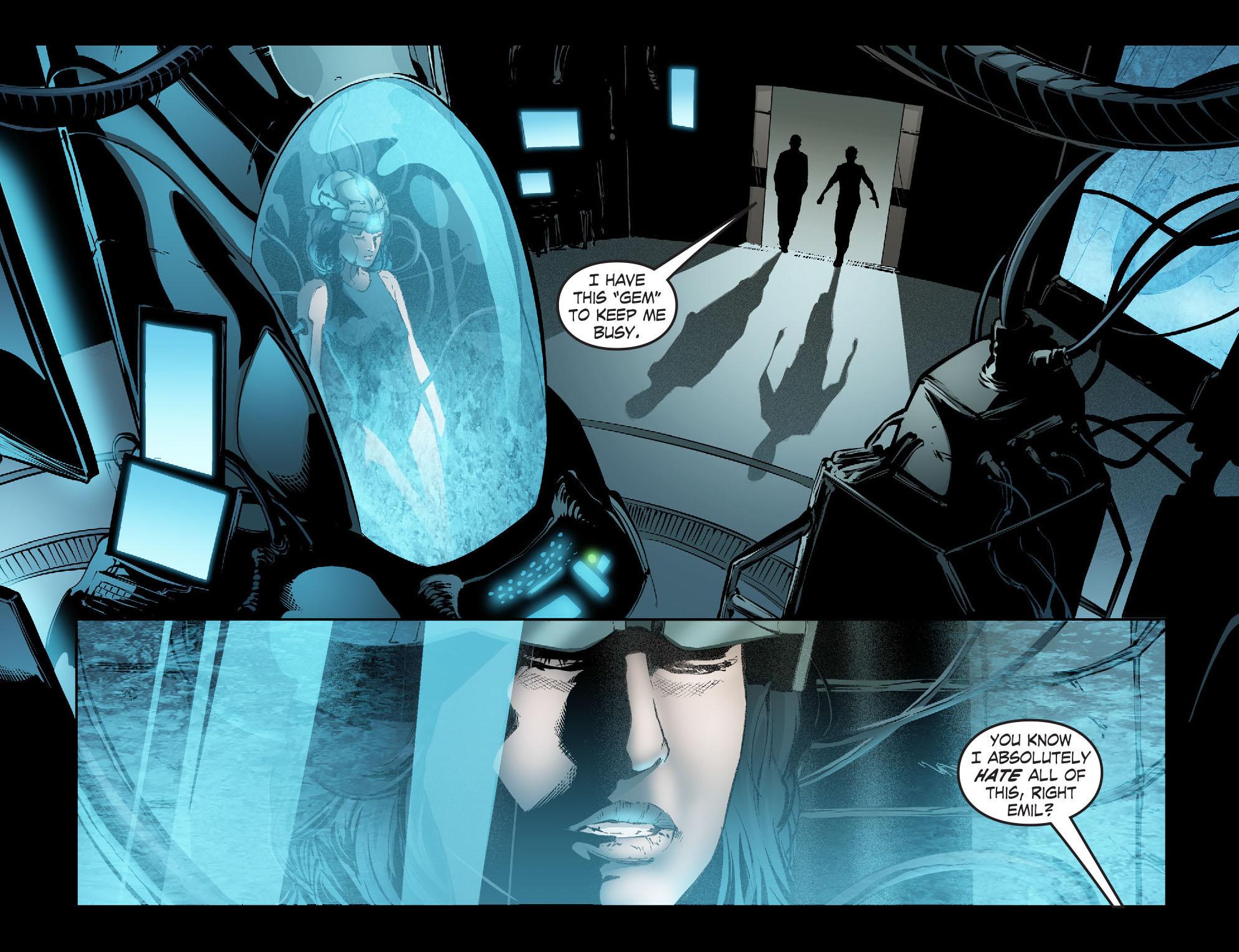 Read online Smallville: Season 11 comic -  Issue #31 - 10