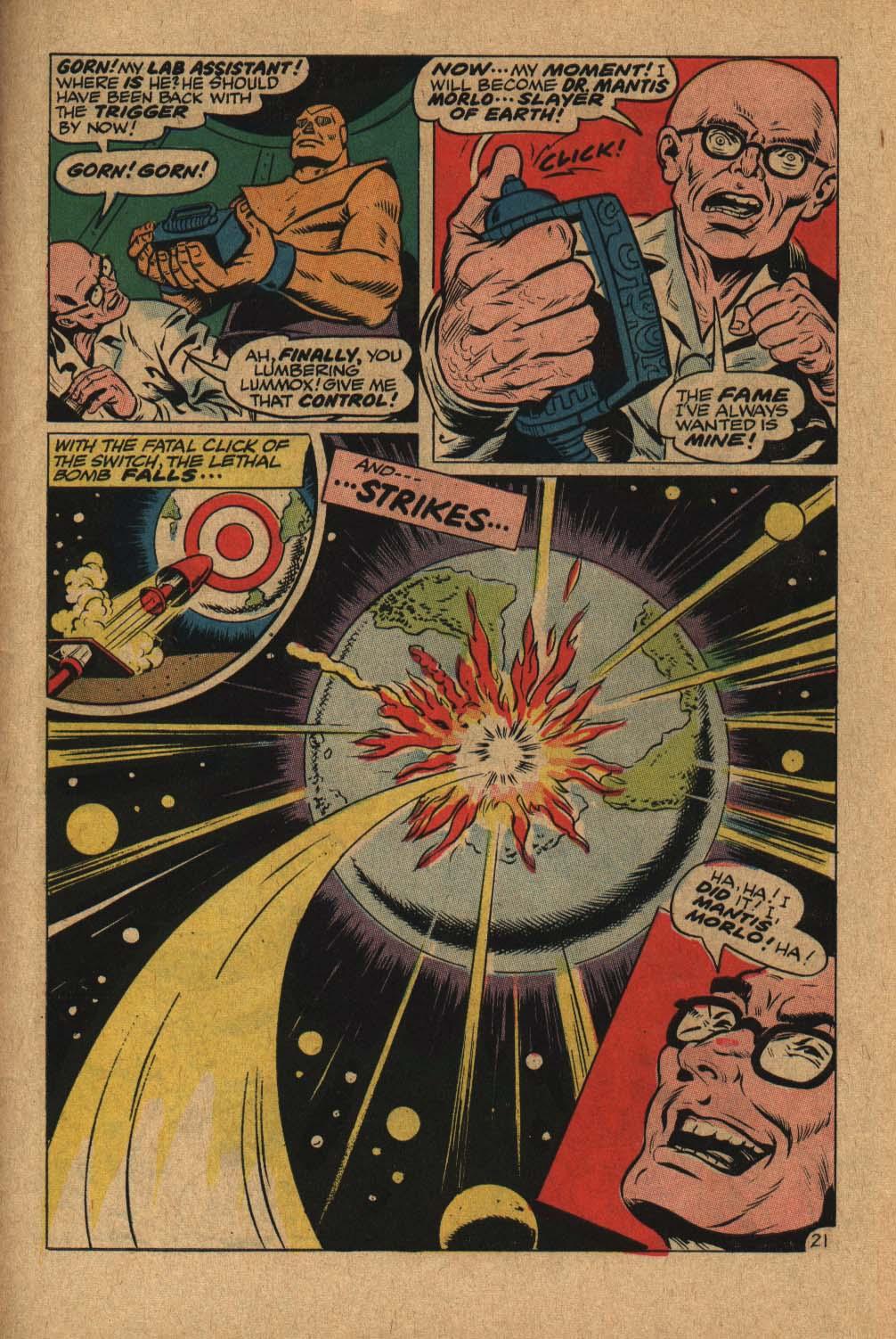 Read online Adventure Comics (1938) comic -  Issue #363 - 31
