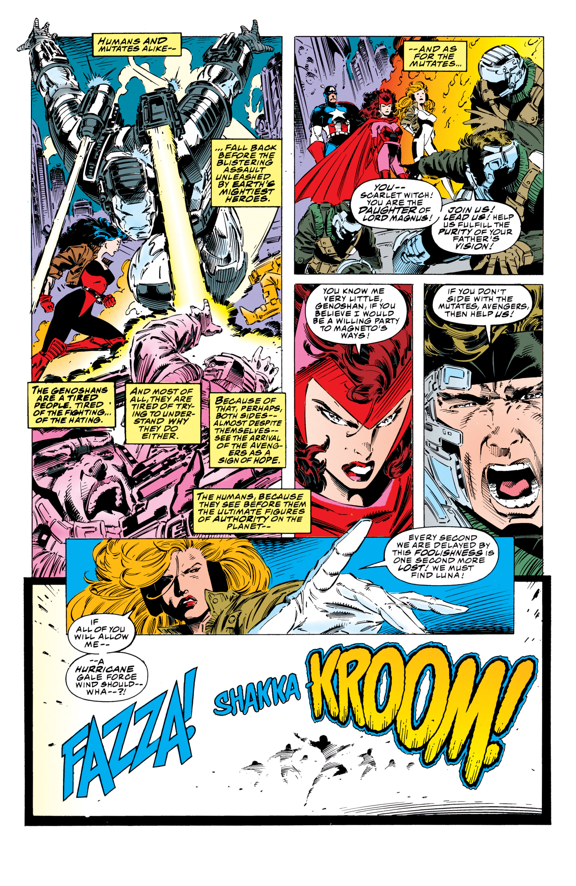 X-Men (1991) 26 Page 20