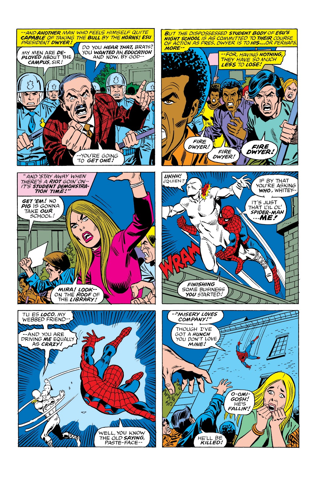 Read online Marvel Masterworks: The Spectacular Spider-Man comic -  Issue # TPB (Part 2) - 62