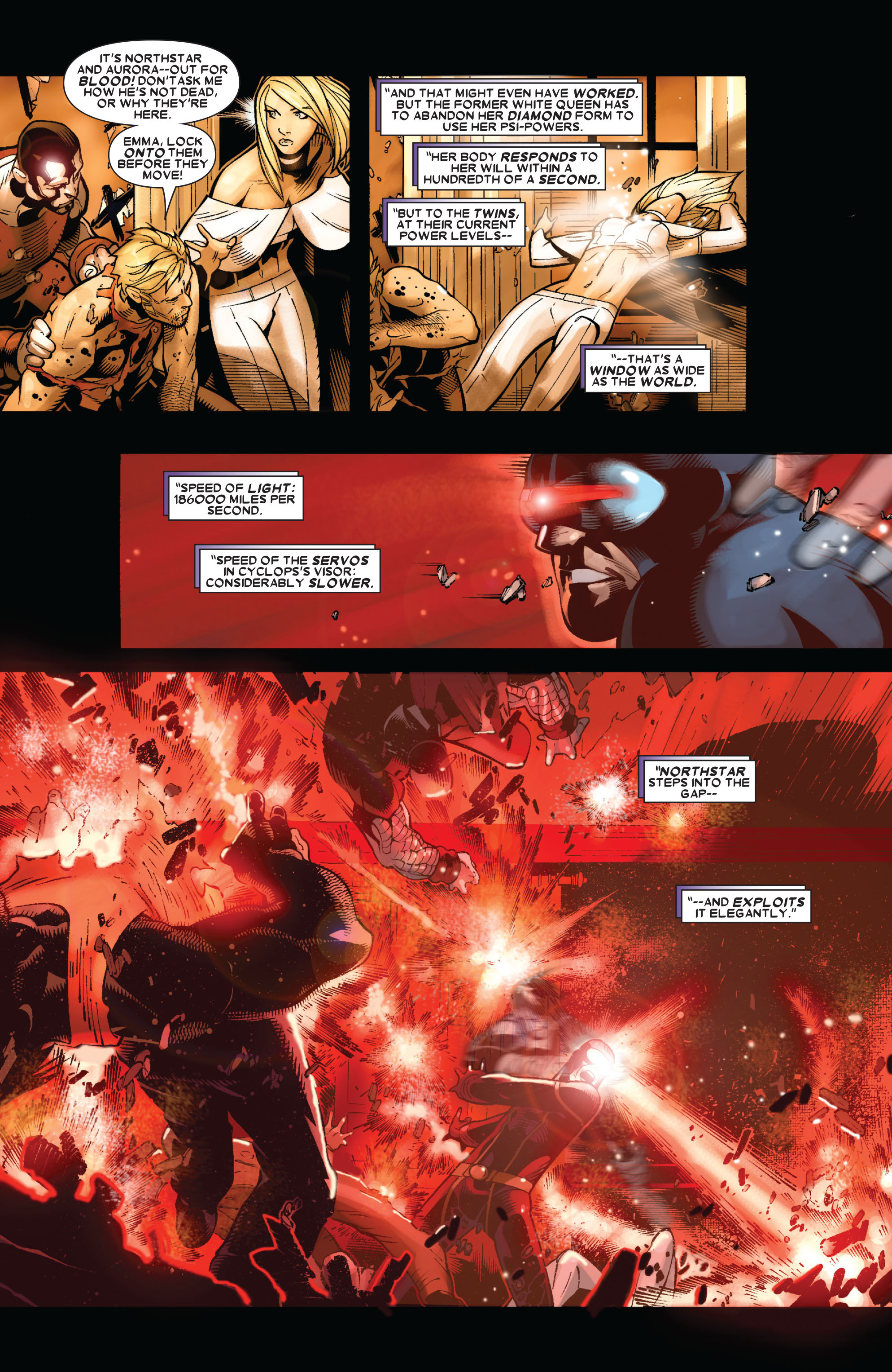 X-Men (1991) 190 Page 4