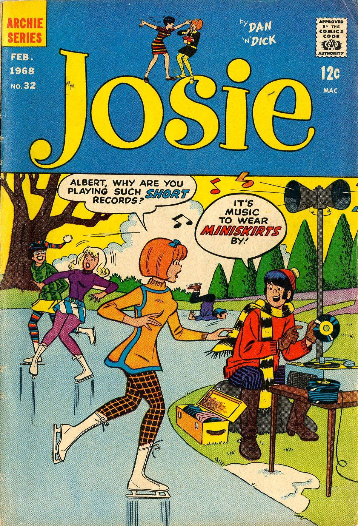 Read online She's Josie comic -  Issue #32 - 1