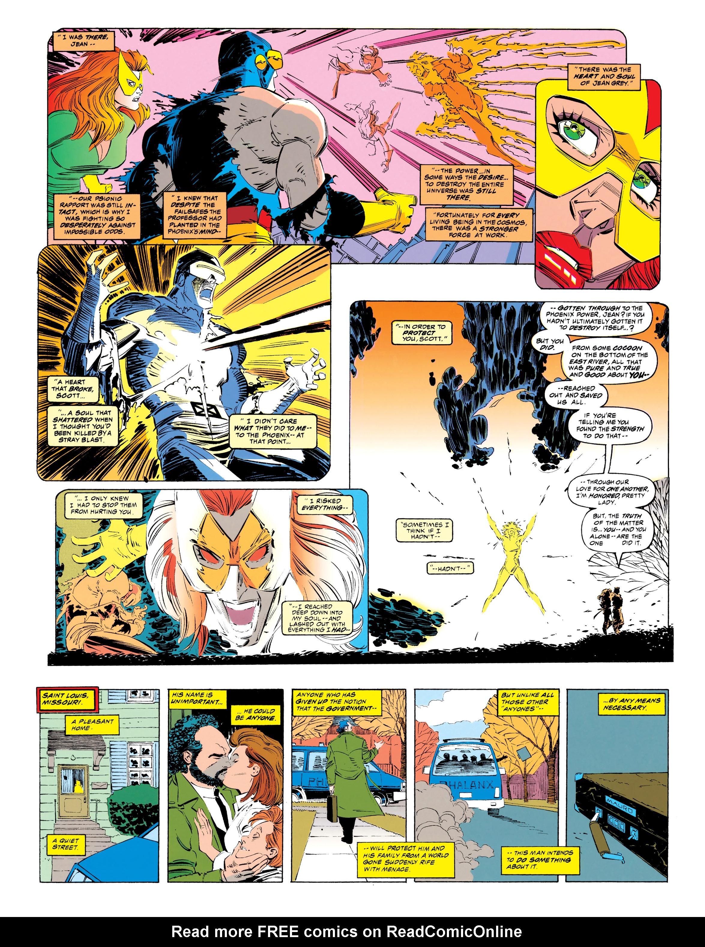 Read online Uncanny X-Men (1963) comic -  Issue #308 - 10
