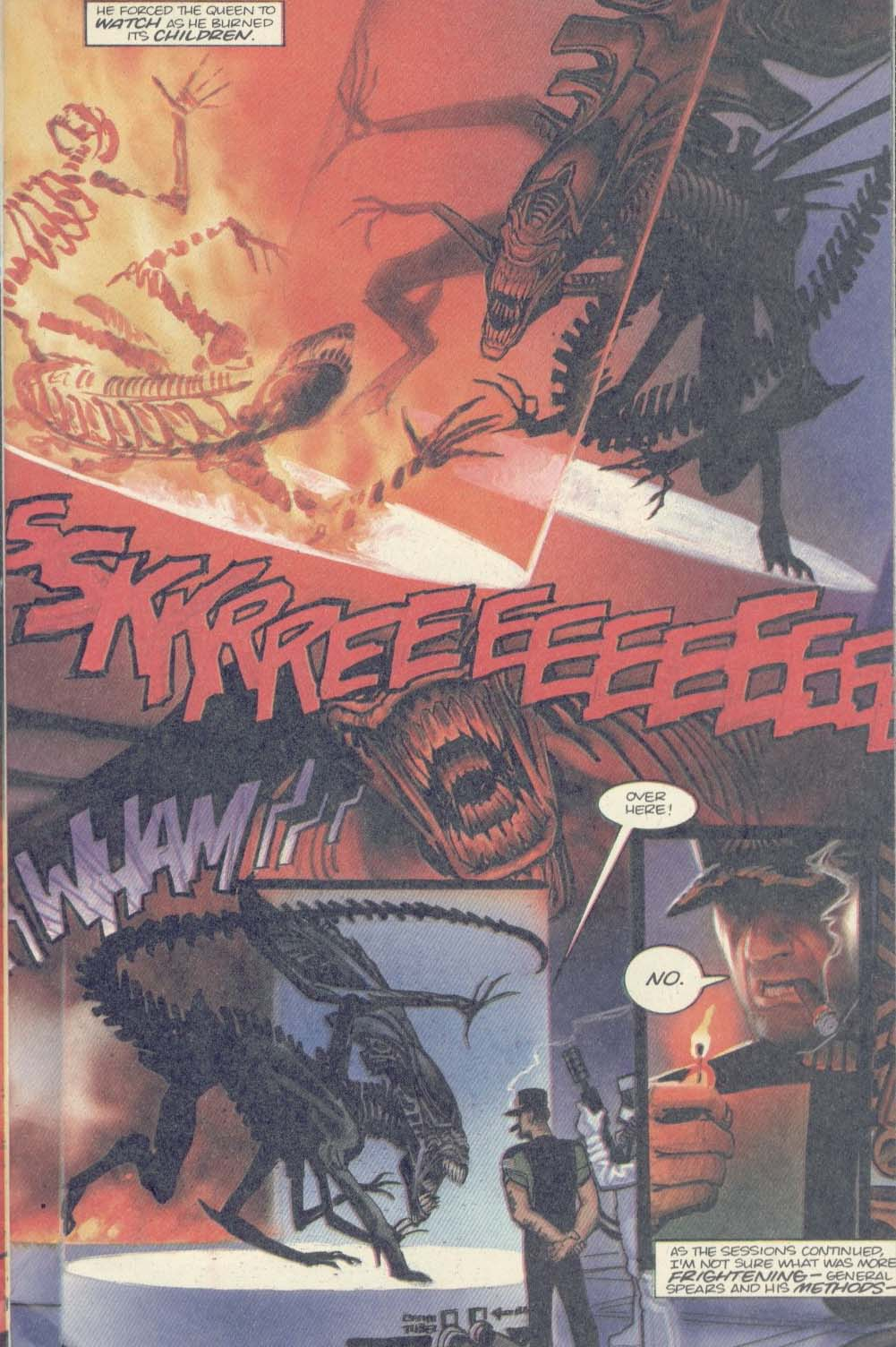 Read online Aliens (1989) comic -  Issue #3 - 9