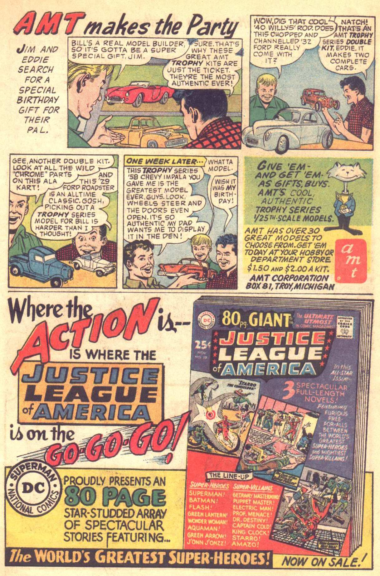 Read online Action Comics (1938) comic -  Issue #330 - 11