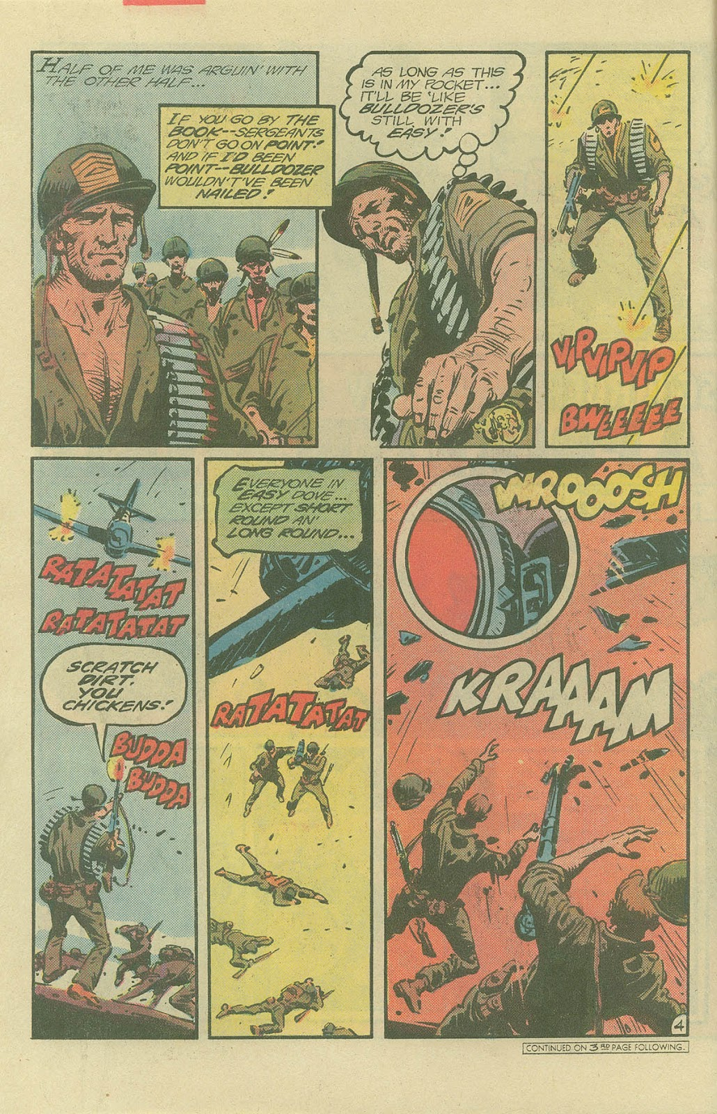 Sgt. Rock issue 389 - Page 4