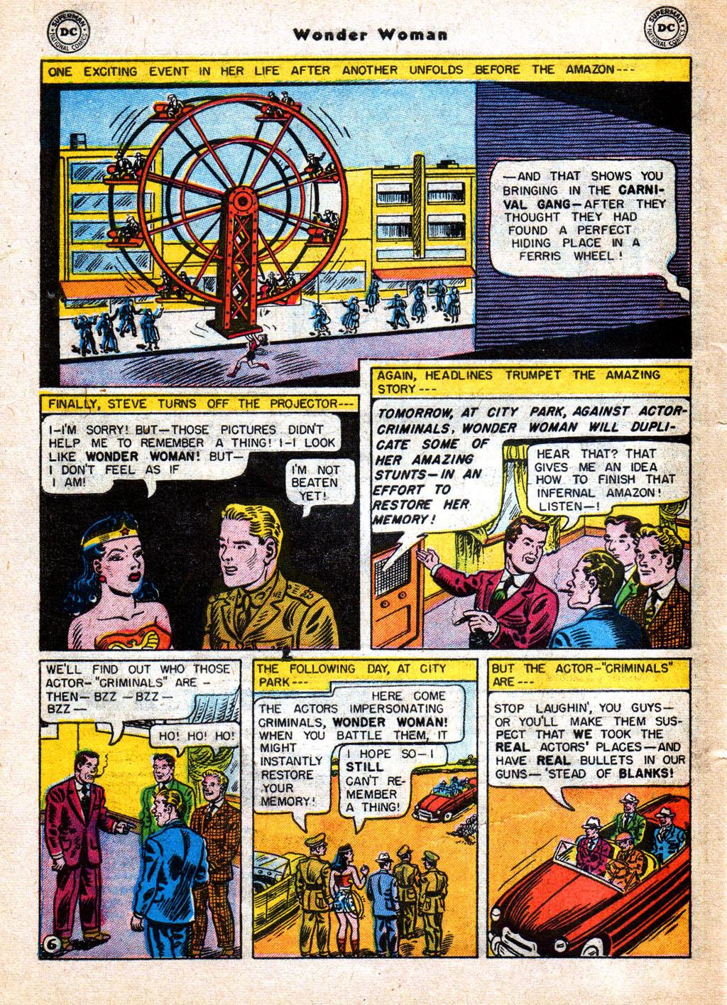 Read online Wonder Woman (1942) comic -  Issue #77 - 30