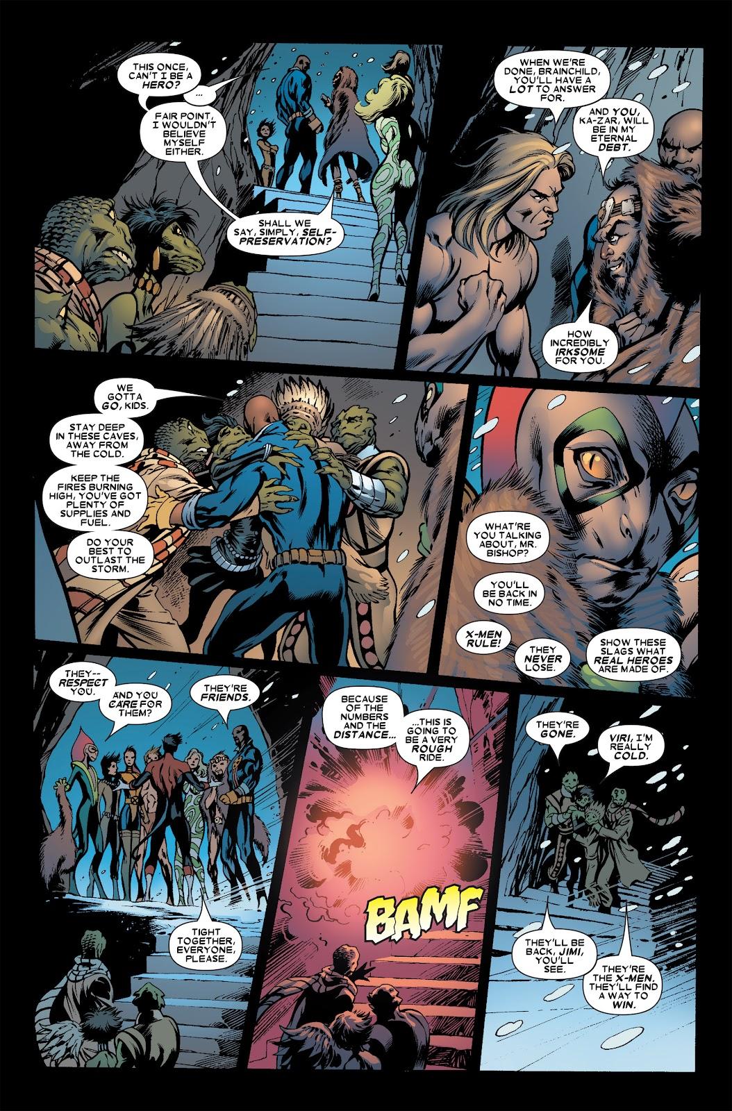 Uncanny X-Men (1963) issue 459 - Page 12