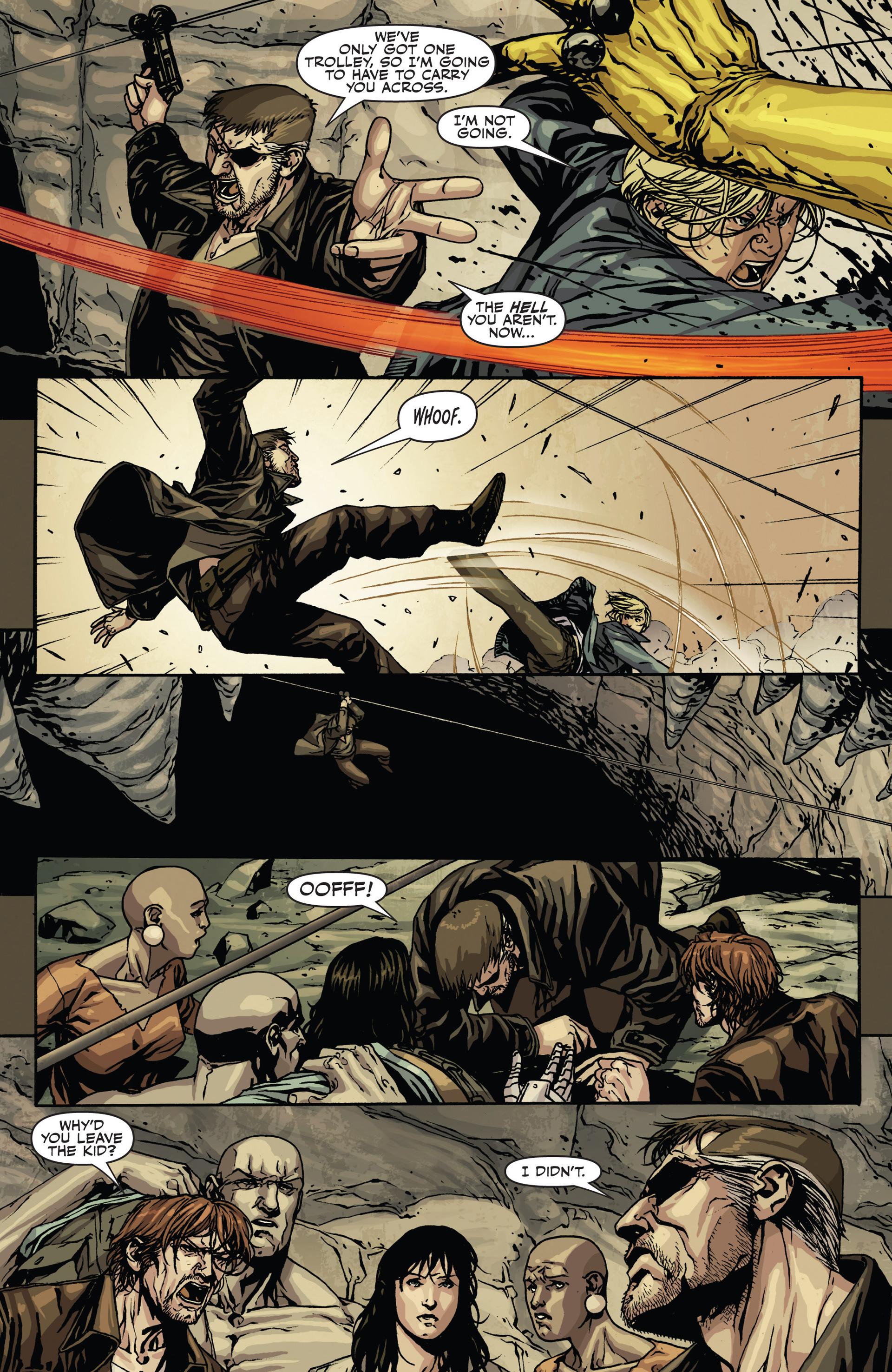 Read online Secret Warriors comic -  Issue #21 - 15