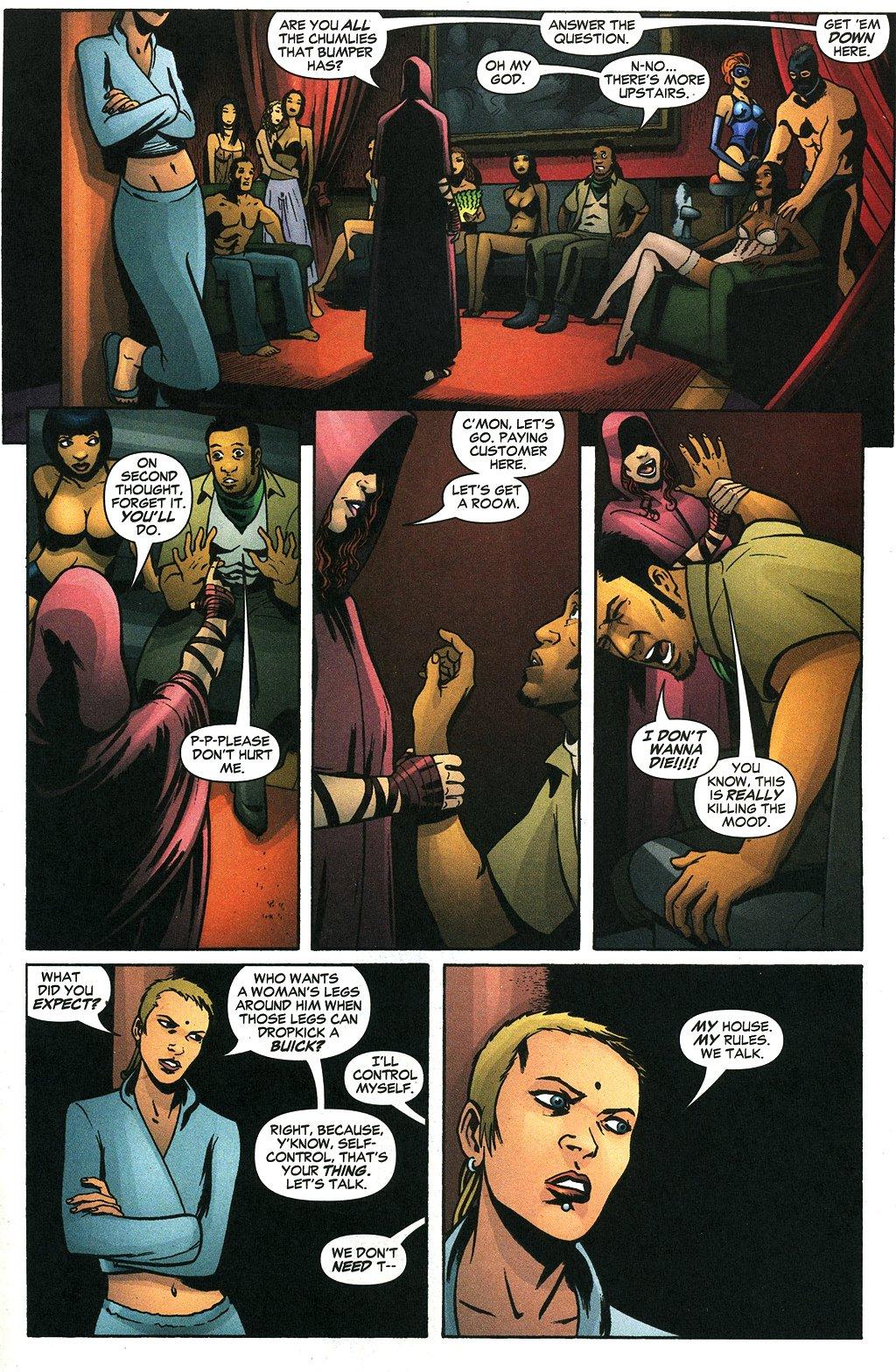 Read online Fallen Angel (2003) comic -  Issue #19 - 17