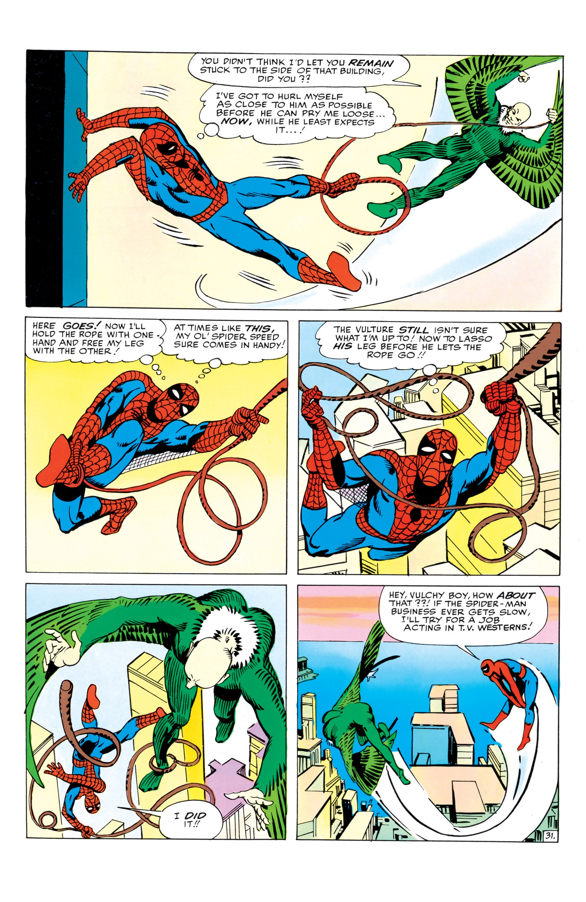 The Amazing Spider-Man (1963) _Annual_1 Page 31