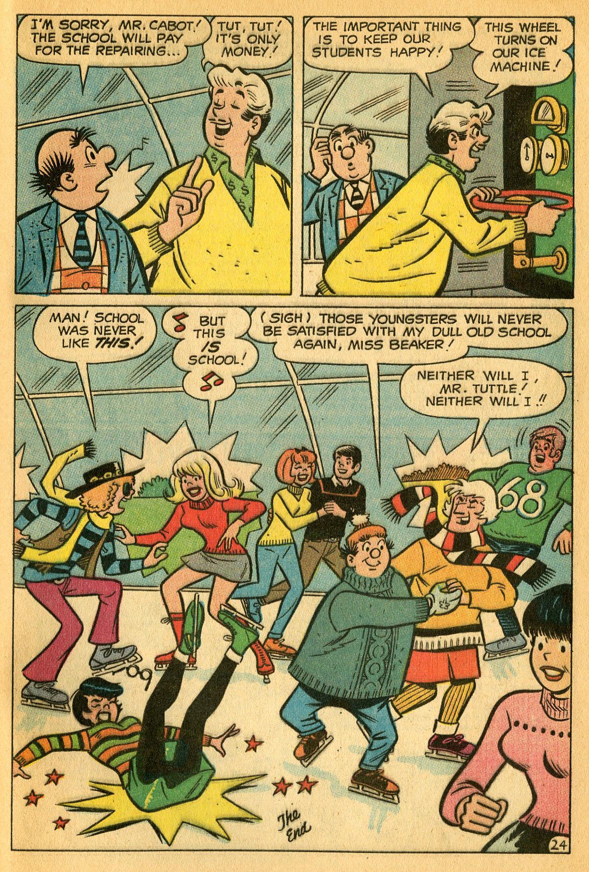Read online She's Josie comic -  Issue #40 - 33