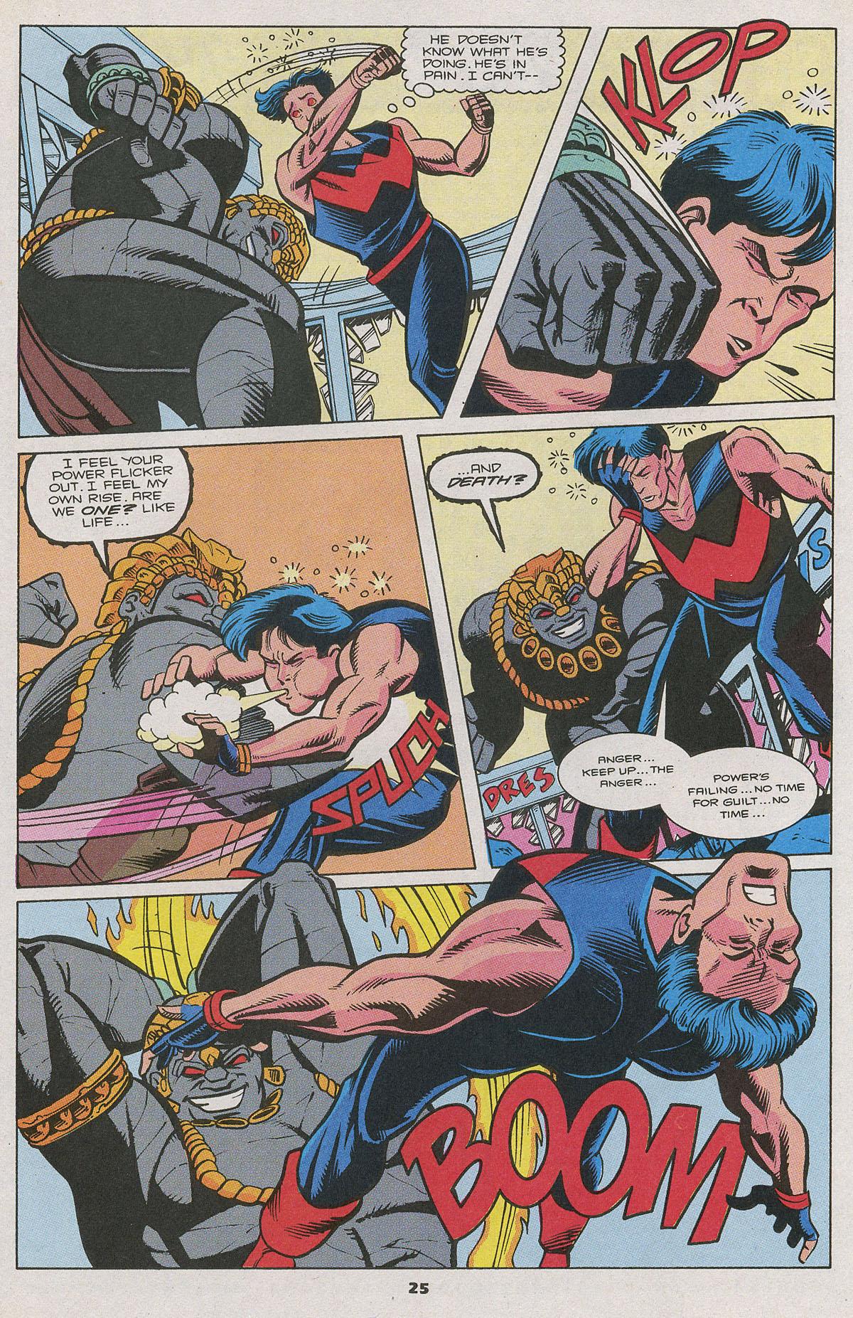 Read online Wonder Man (1991) comic -  Issue #11 - 18