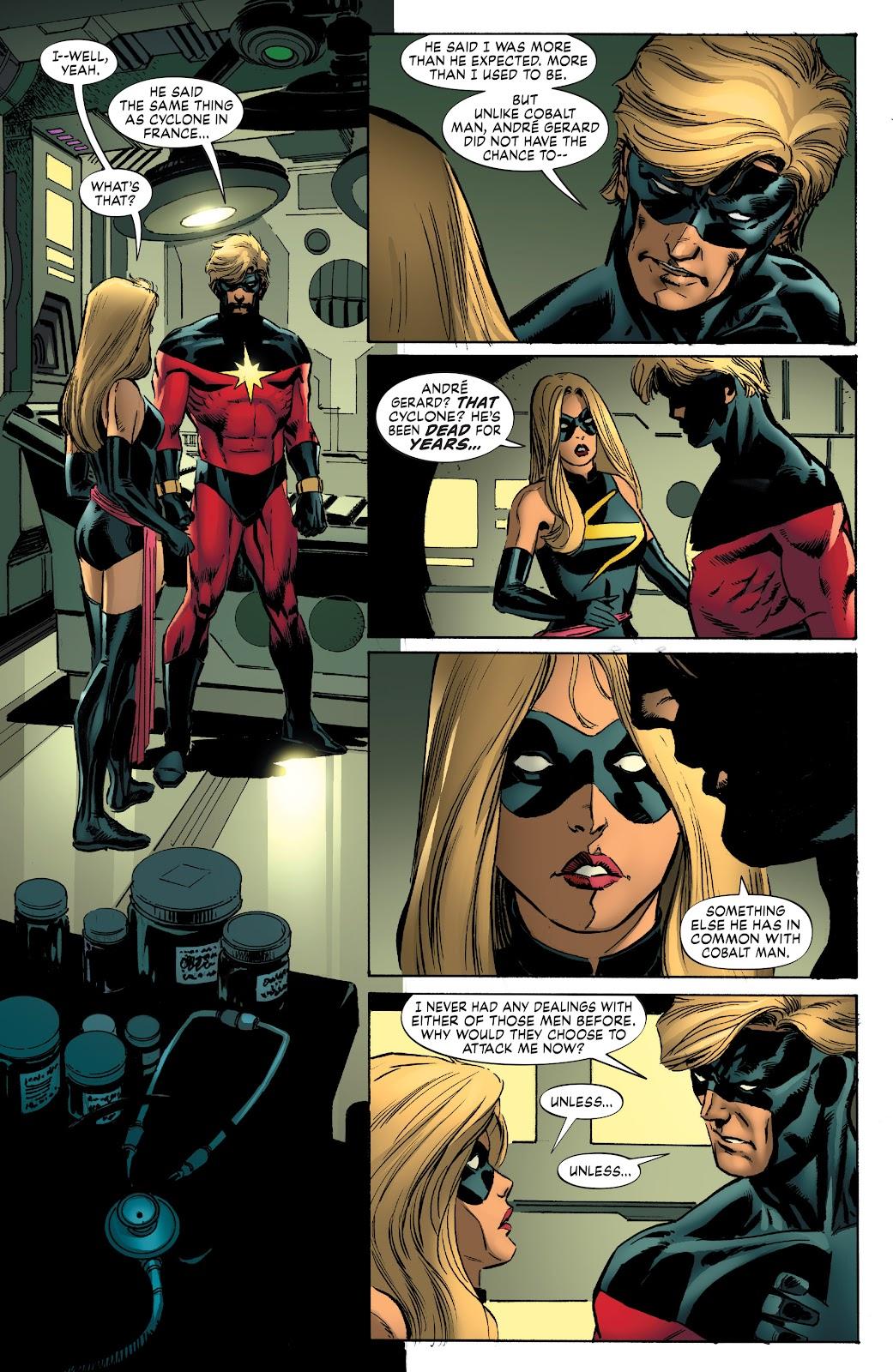 Read online Secret Invasion: Rise of the Skrulls comic -  Issue # TPB (Part 4) - 23