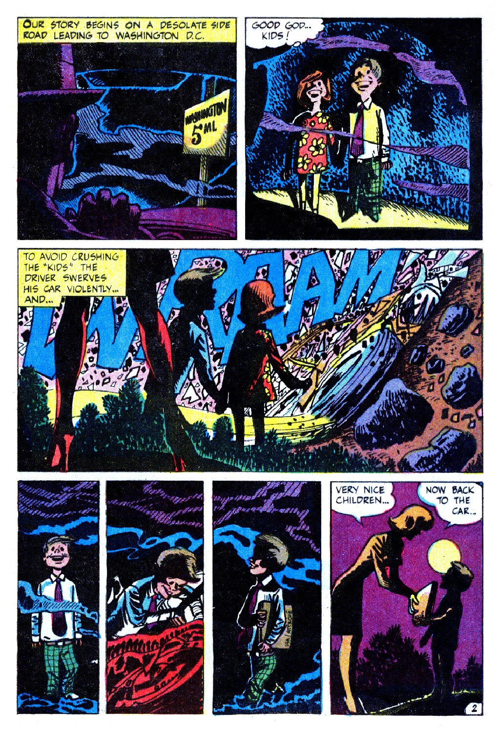 T.H.U.N.D.E.R. Agents (1965) issue 9 - Page 55