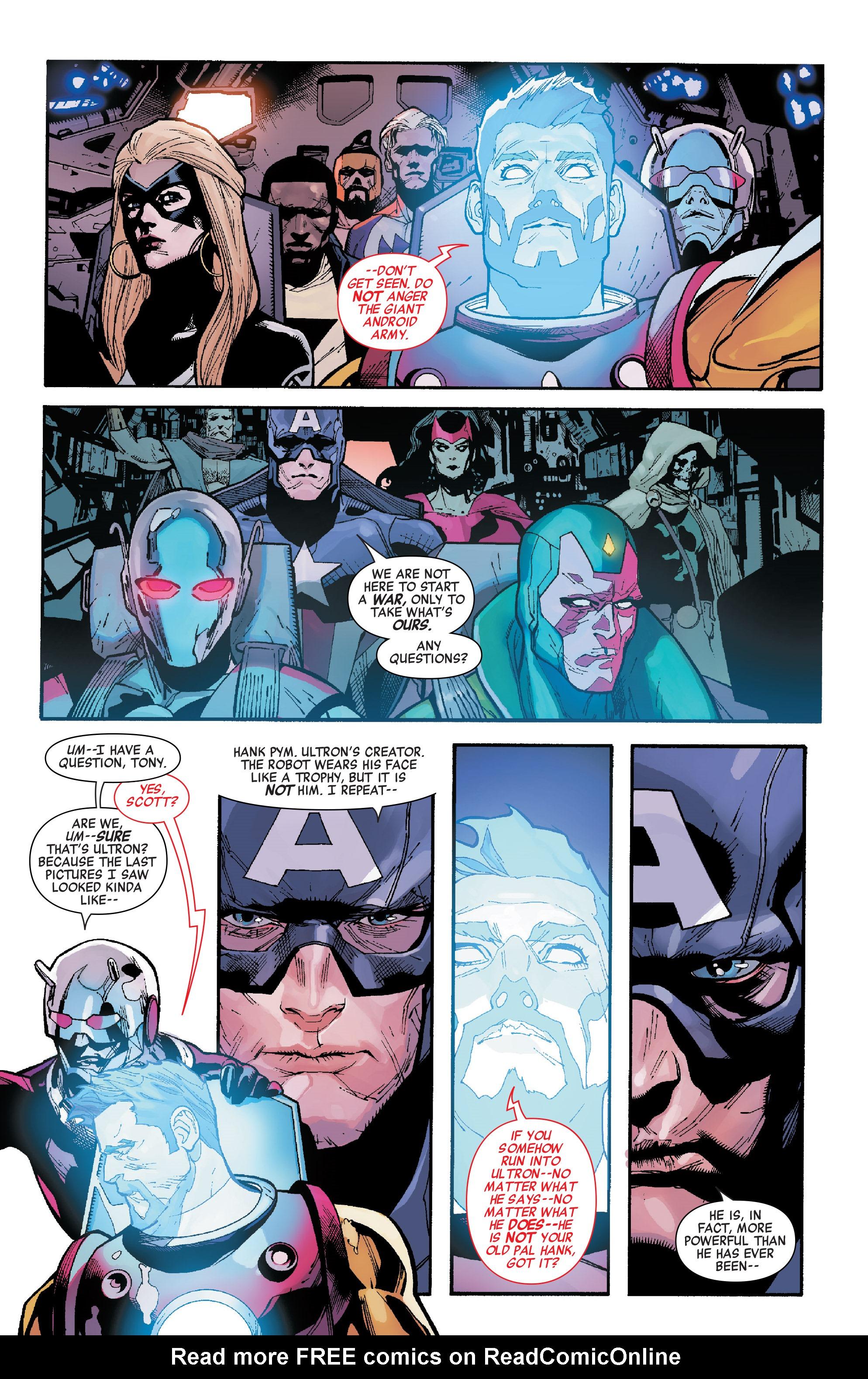 Read online Secret Empire comic -  Issue #4 - 11