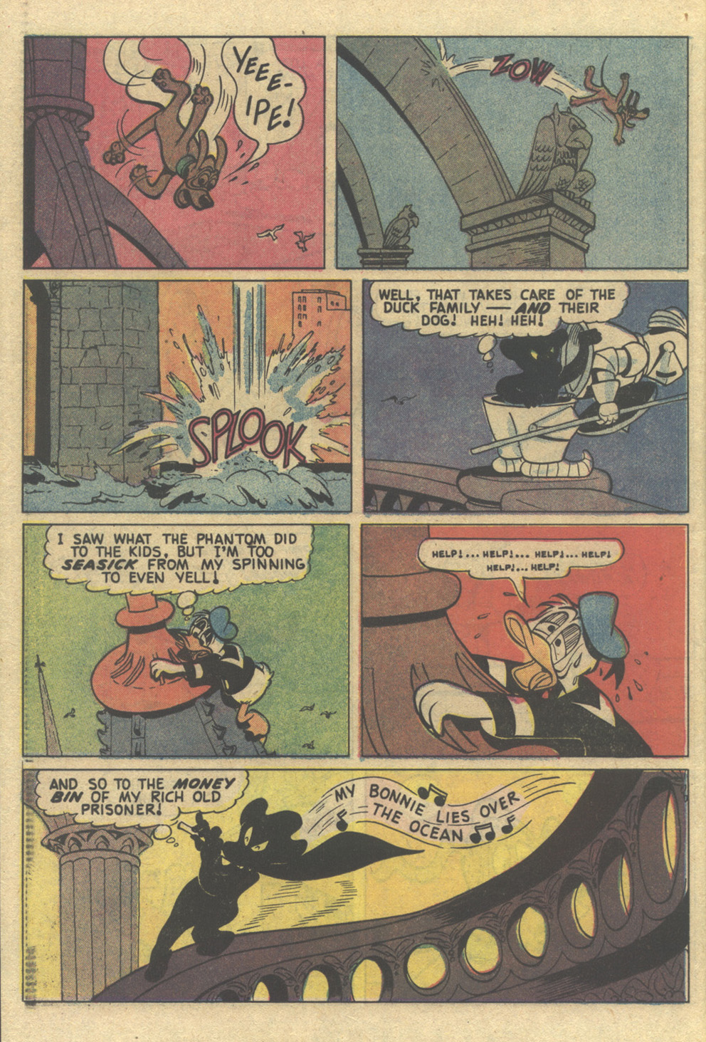Read online Uncle Scrooge (1953) comic -  Issue #184 - 26